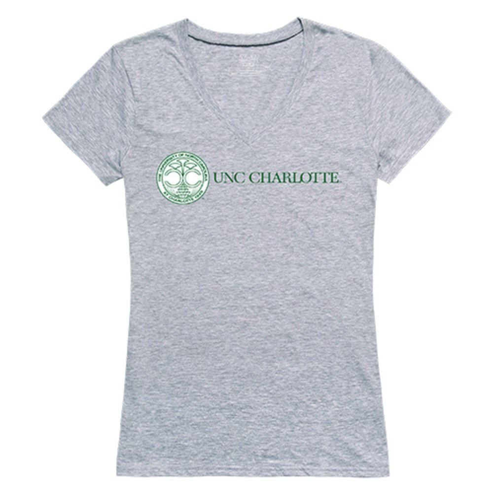 University of North Carolina at Charlotte 49ers NCAA Women's Seal Tee T-Shirt
