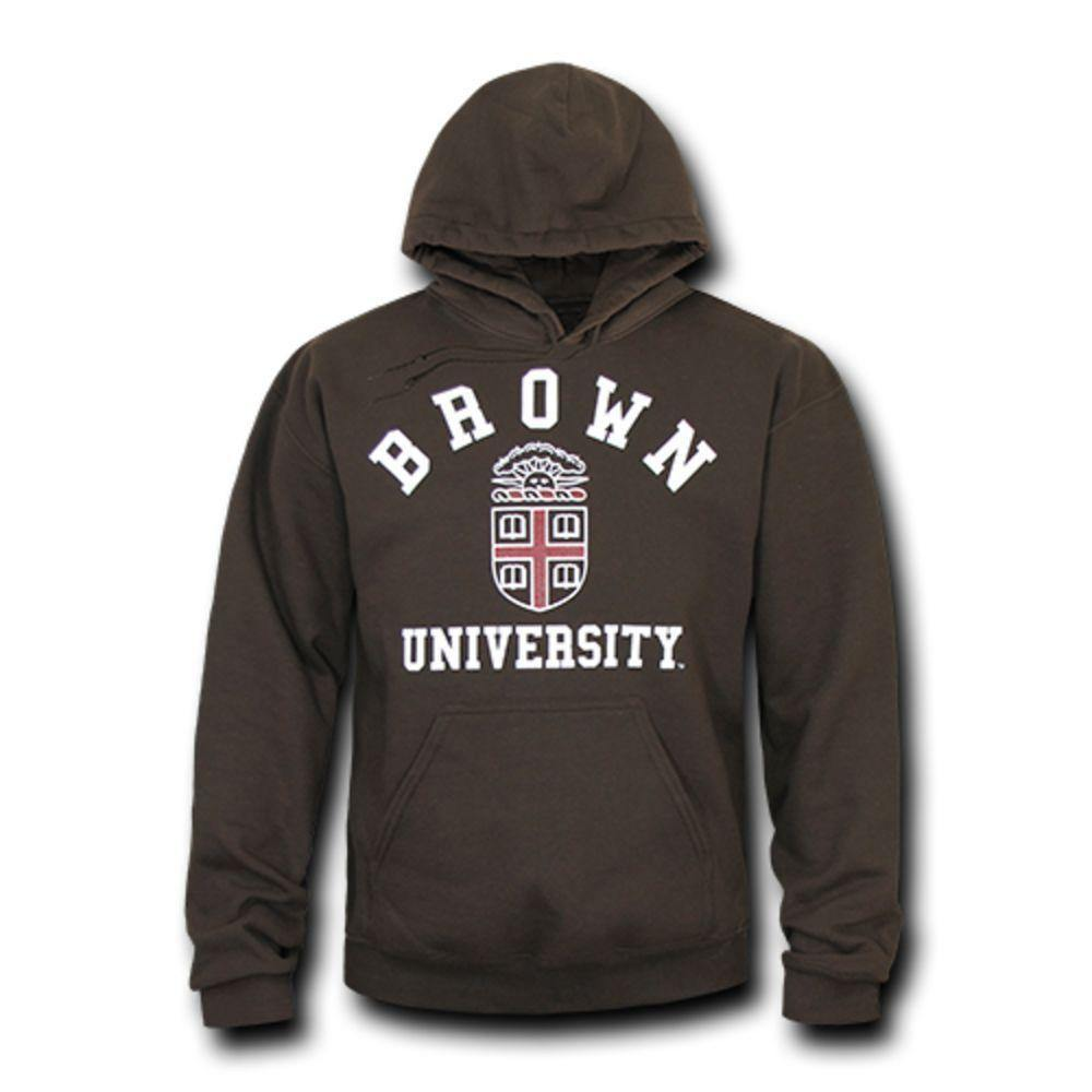 Brown University Bears NCAA The Freshman Pullover Hoodie Pullover Hoodie Brown