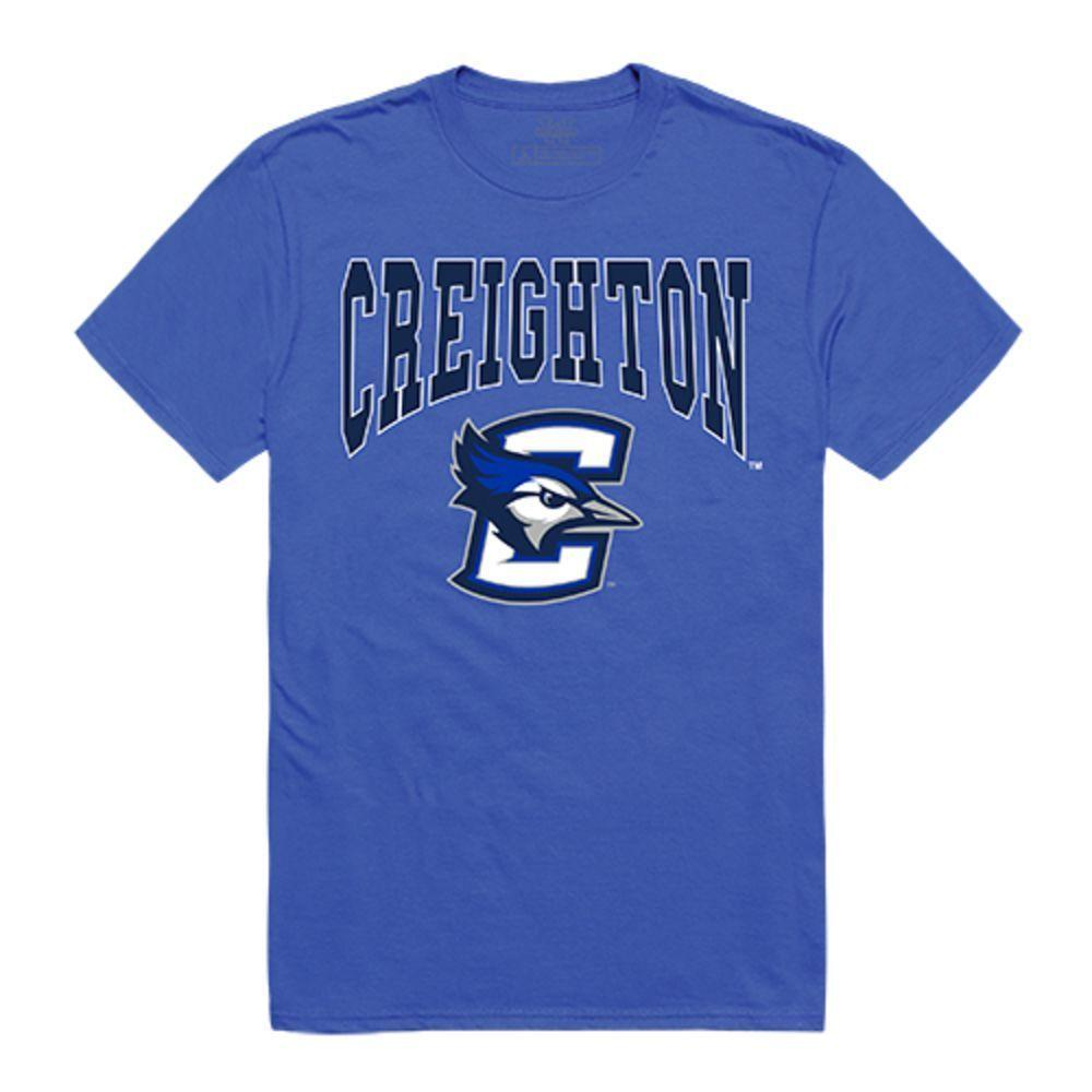 Creighton University Bluejays NCAA Athletic Tee T-Shirt Royal