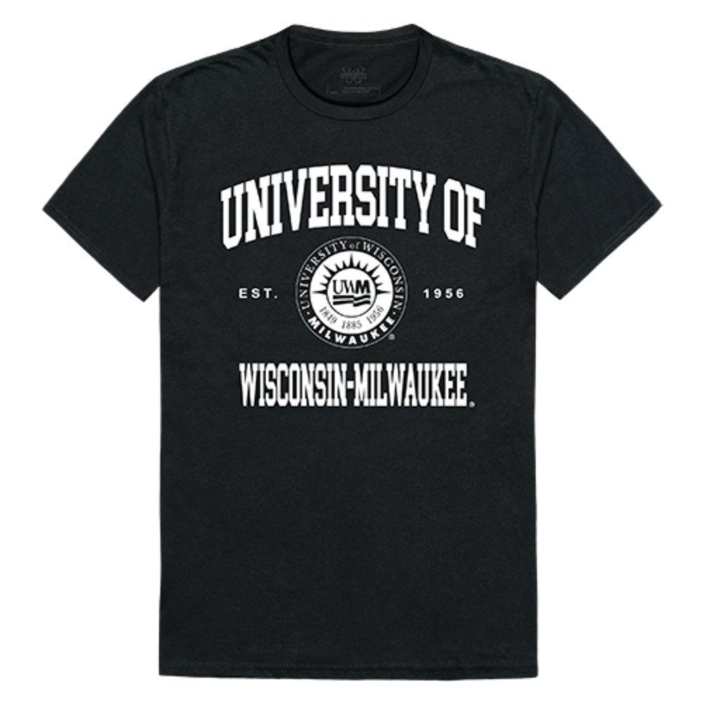 University of Wisconsin Milwaukee Panthers NCAA Seal Tee T-Shirt