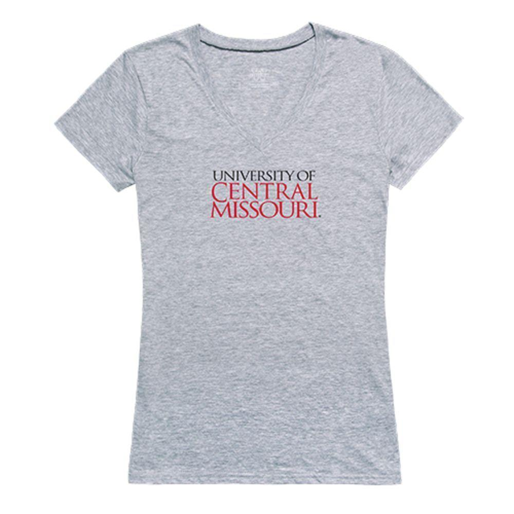 Central Missouri University of Mules NCAA Women's Seal Tee T-Shirt