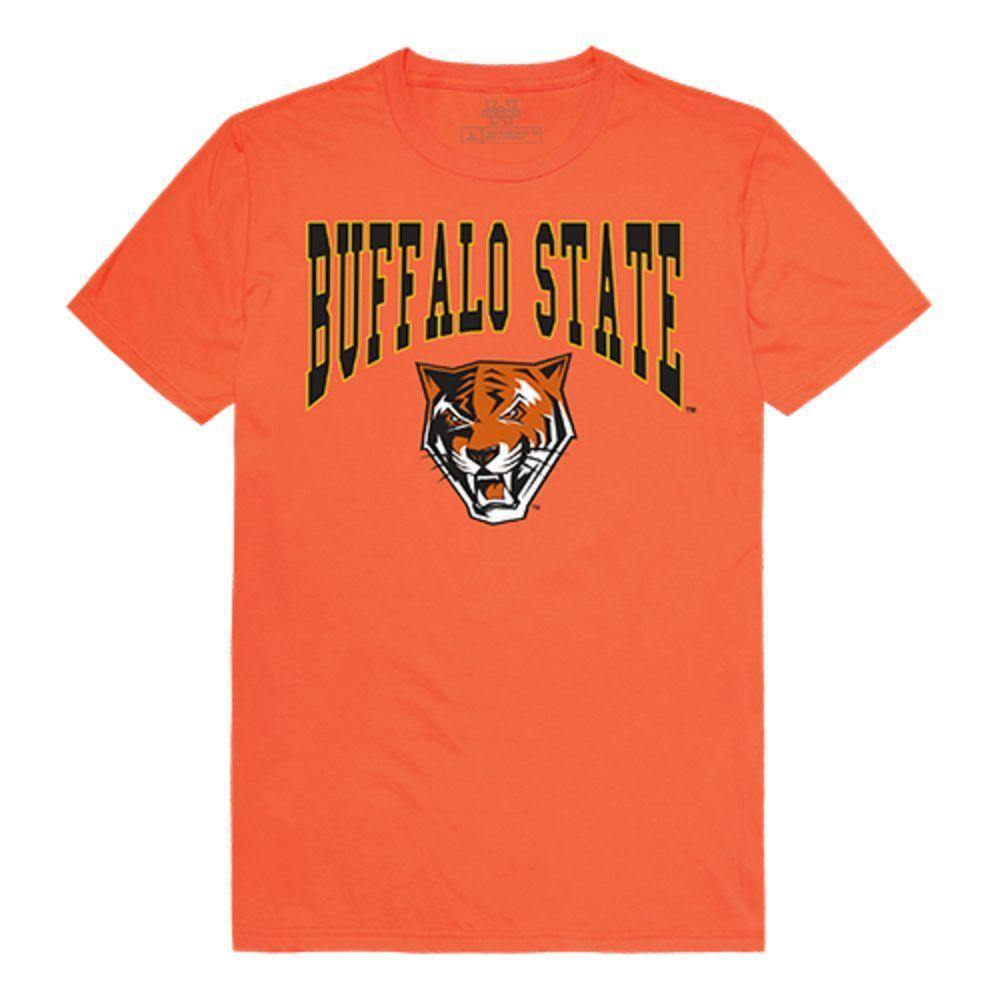 Buffalo State College Bengals NCAA Athletic Tee T-Shirt Orange