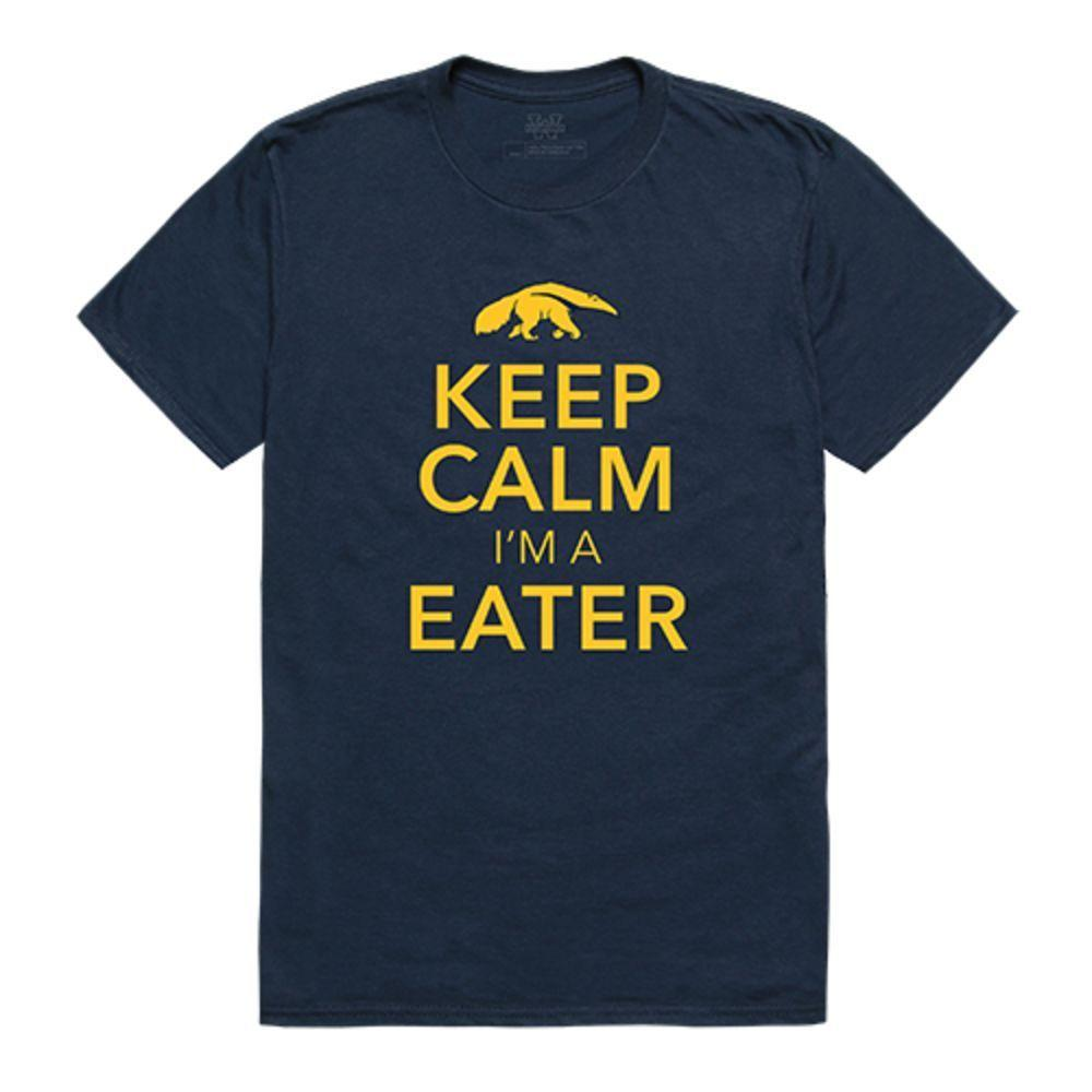 University of California Irvine Anteaters NCAA Keep Calm Tee T-Shirt