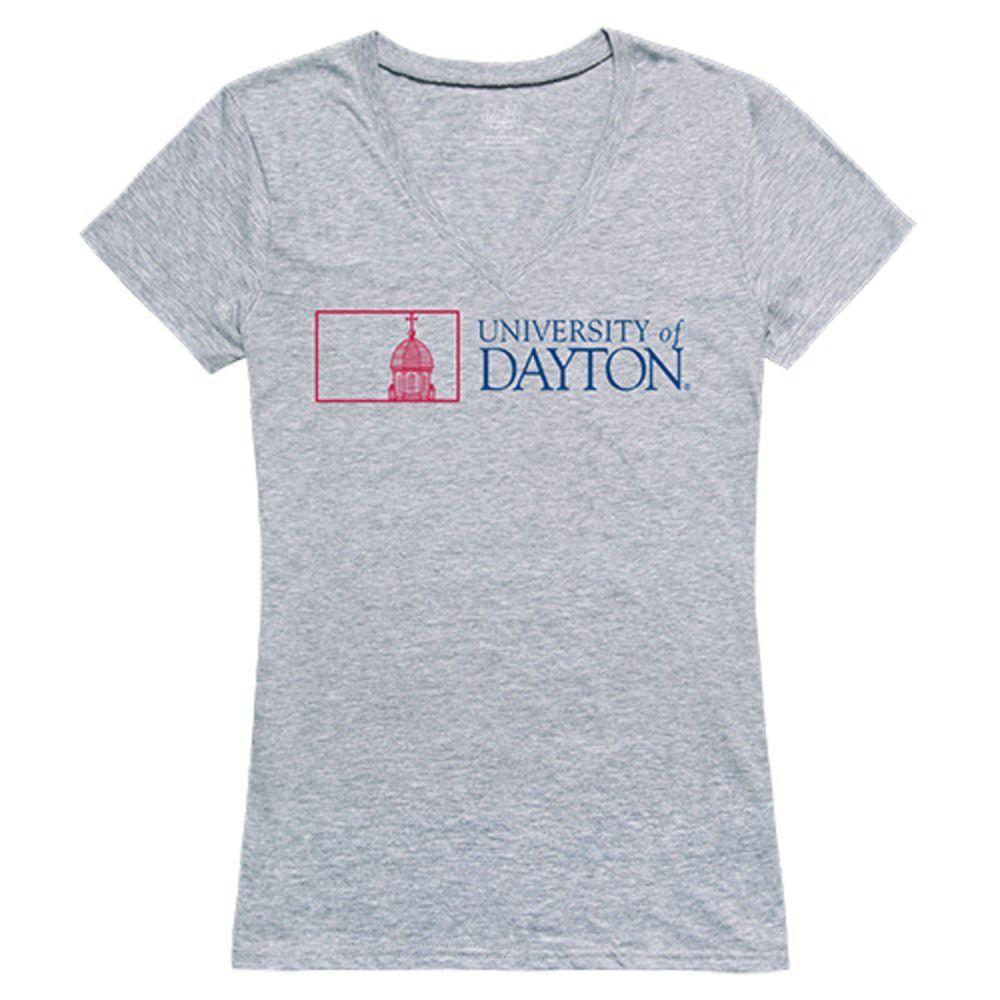 University of Dayton Flyers NCAA Women's Seal Tee T-Shirt