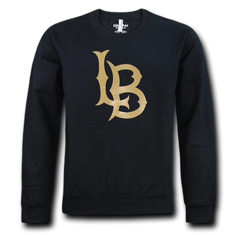 CSULB Cal State University Long Beach NCAA College Crewneck Pullover Sweater Sweatshirt