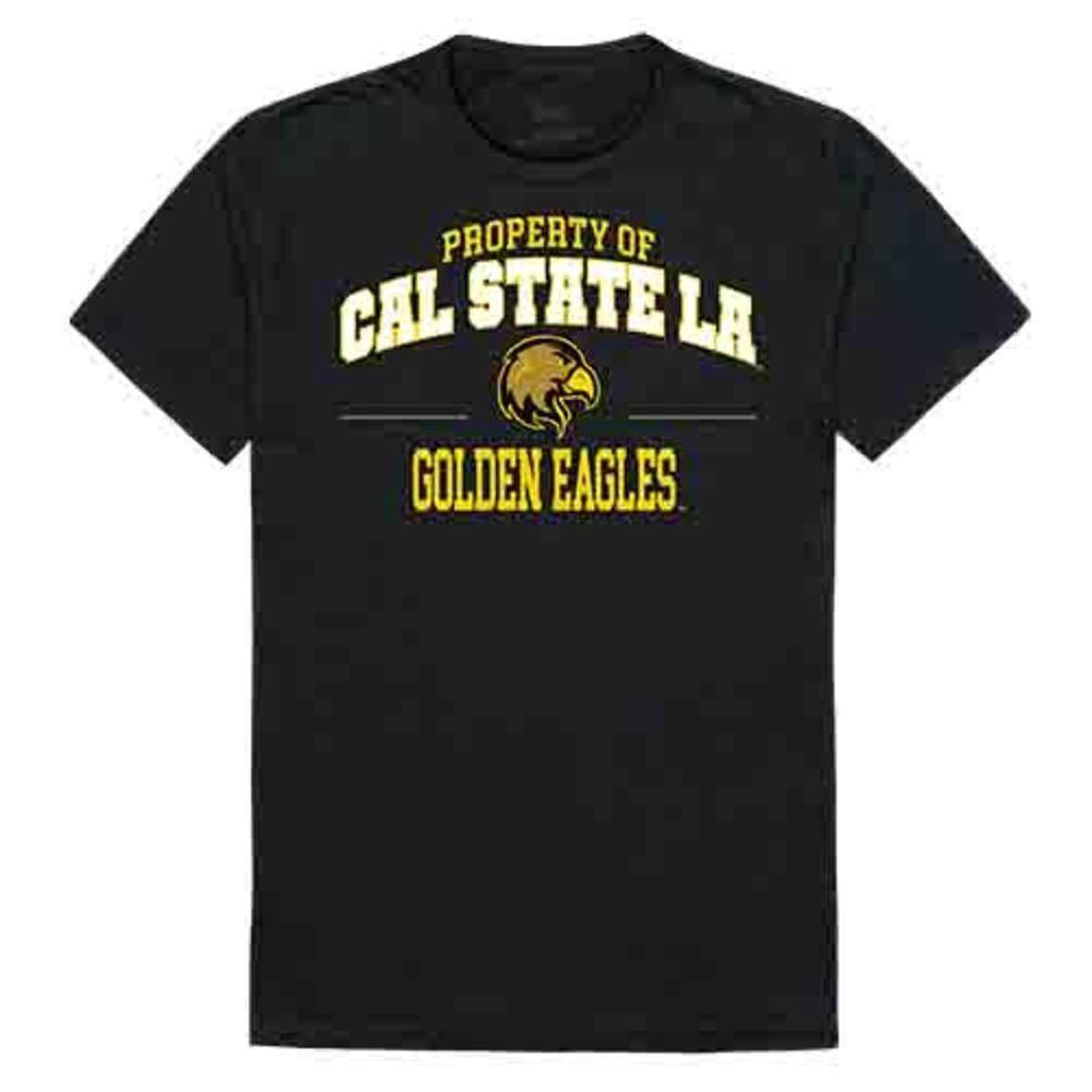 Cal State University Los Angeles Golden Eagles NCAA Property of Tee T-Shirt