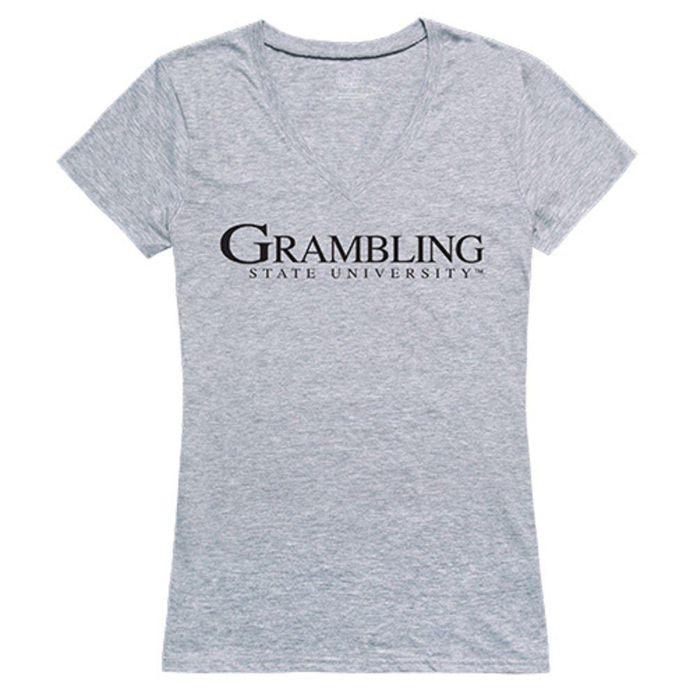 Grambling State University Tigers NCAA Women's Seal Tee T-Shirt