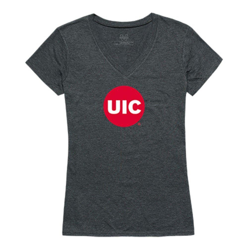 University of Illinois at Chicago Flames NCAA Women's Cinder Tee T-Shirt