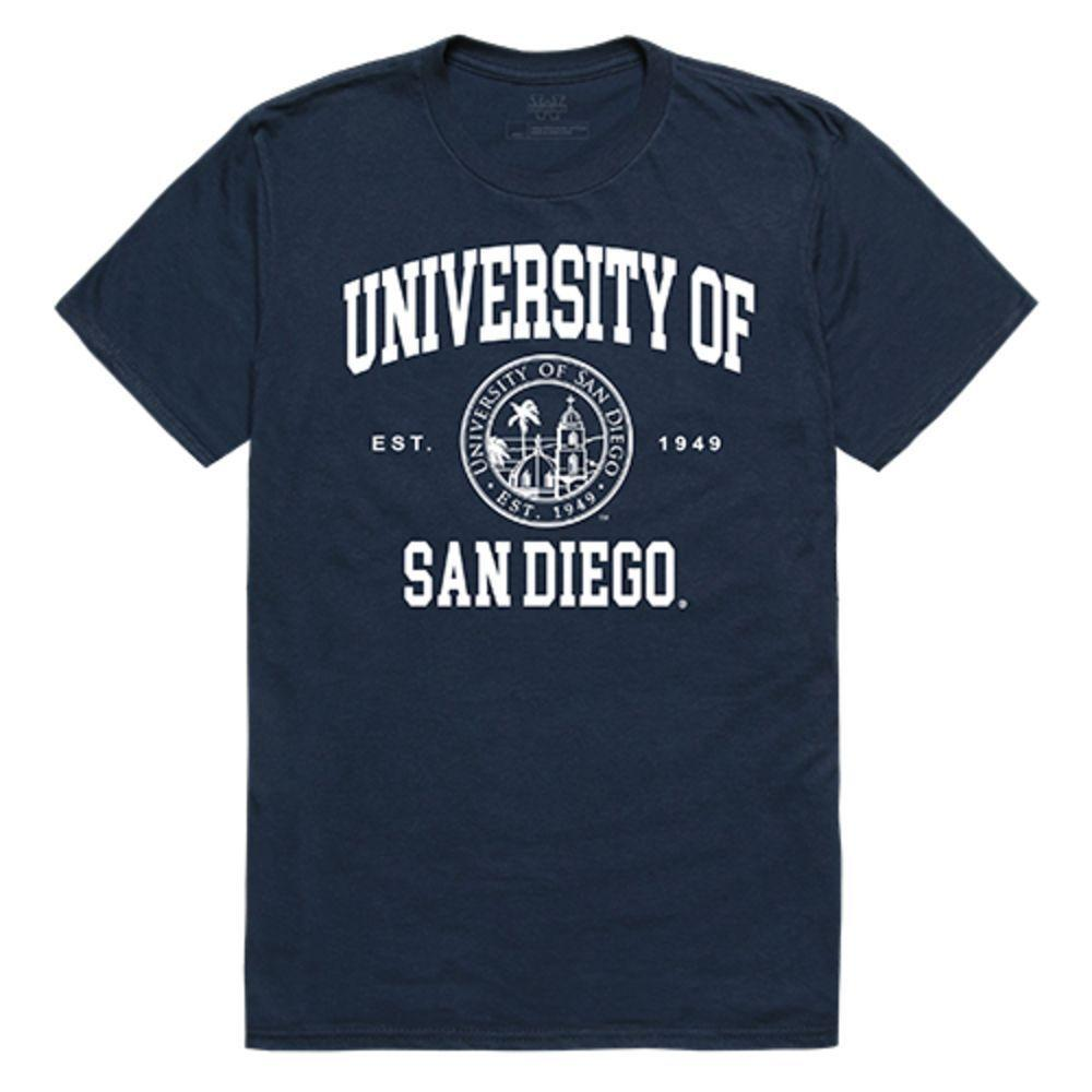 University of San Diego Toreros NCAA Seal Tee T-Shirt