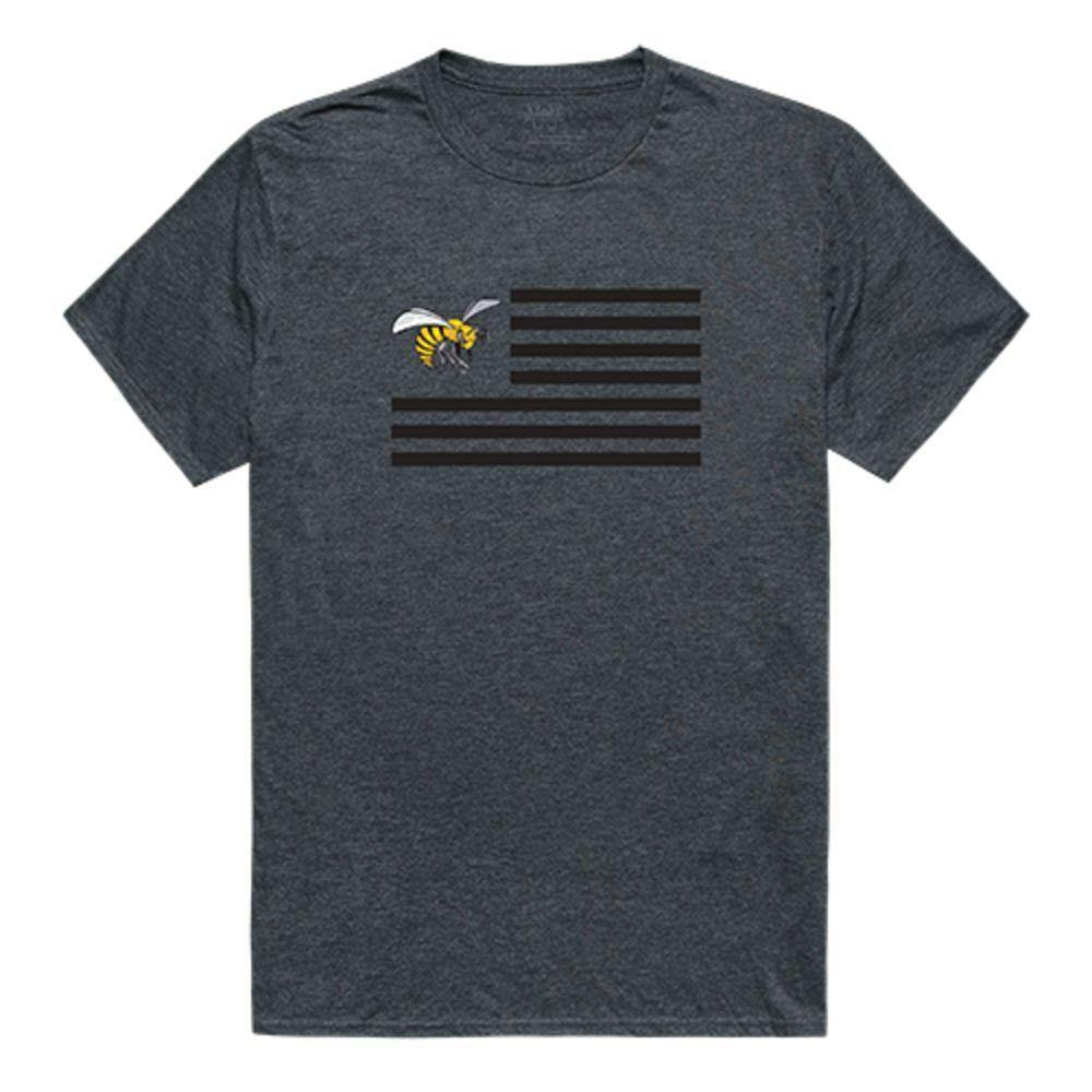 Alabama State University Hornets NCAA Flag Tee T-Shirt