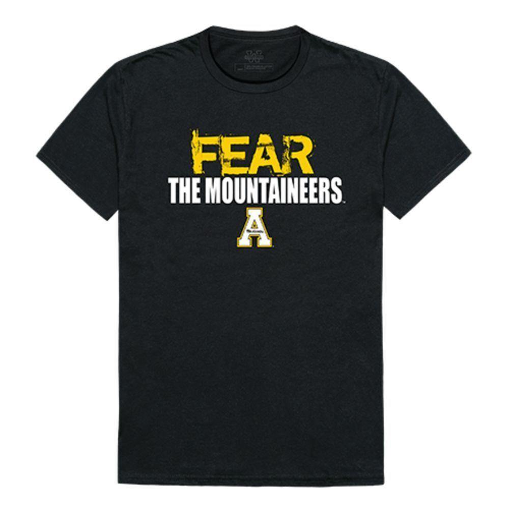 Appalachian State University Mountaineers NCAA Fear Tee T-Shirt