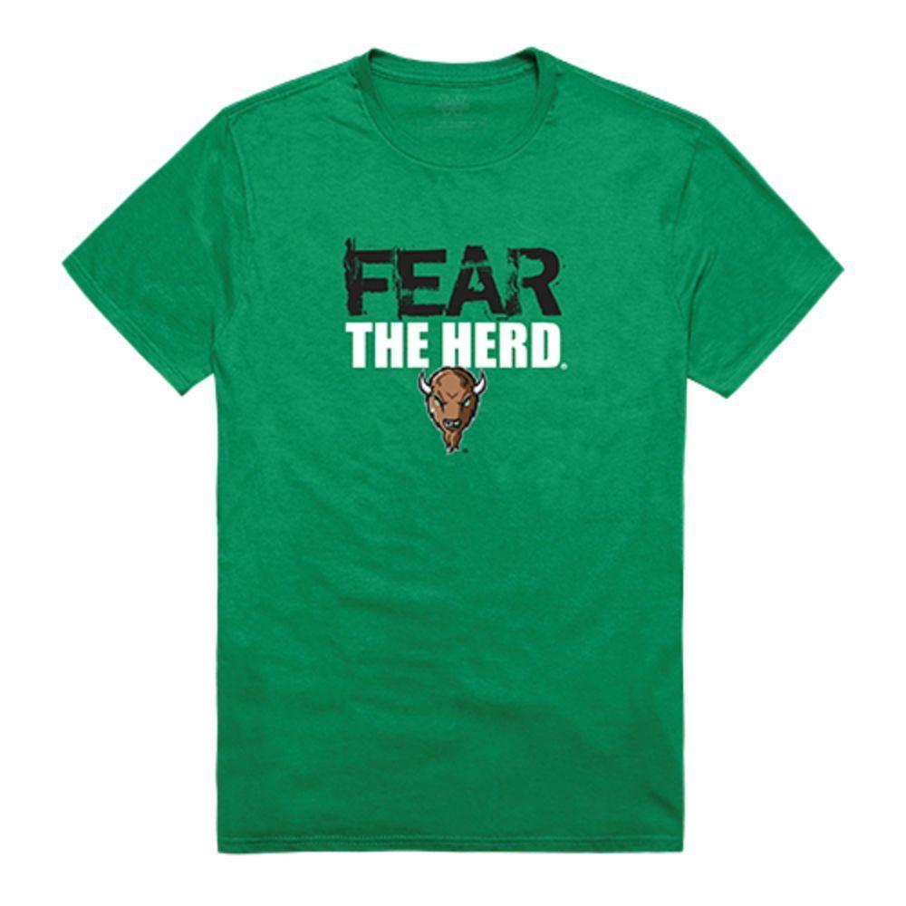 Marshall University Thundering Herd NCAA Fear Tee T-Shirt Kelly