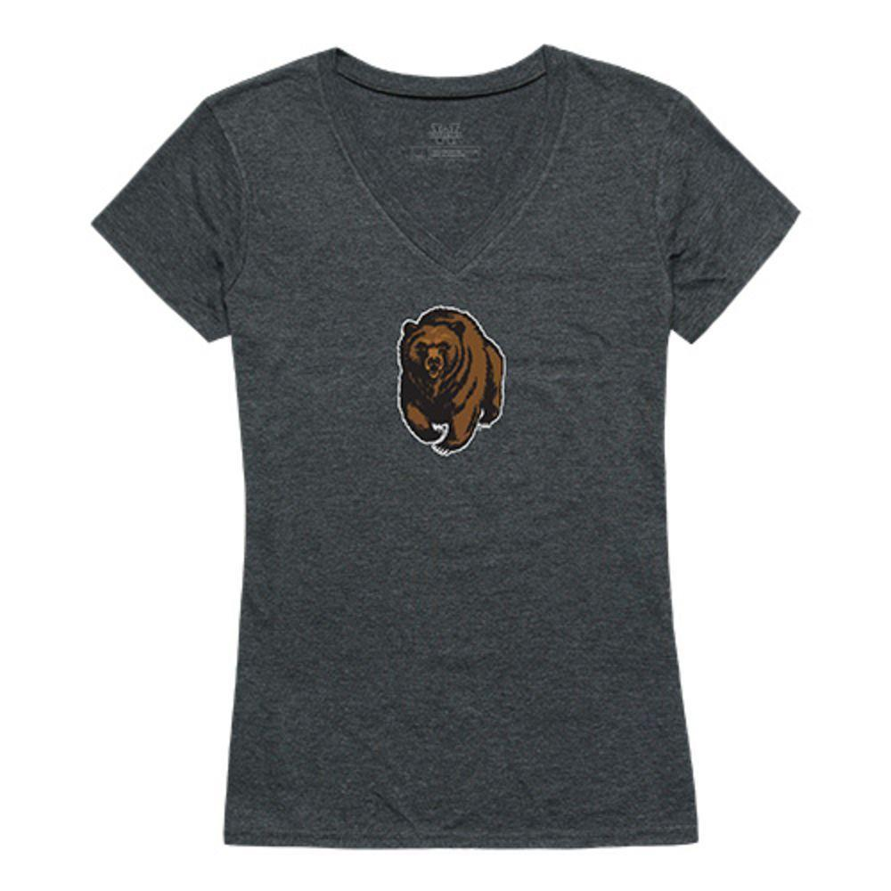 University of Montana Grizzlies NCAA Women's Cinder Tee T-Shirt