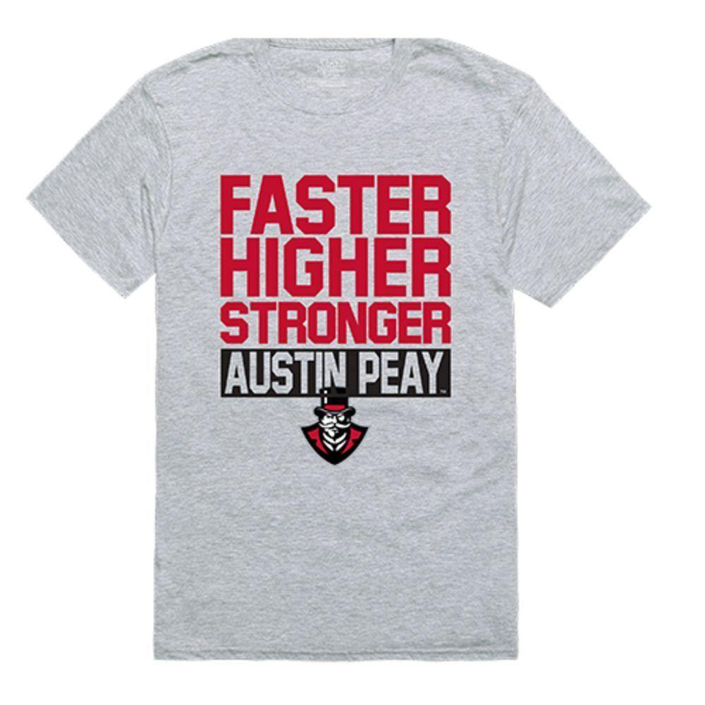 Austin Peay State University Governors NCAA Workout Tee T-Shirt