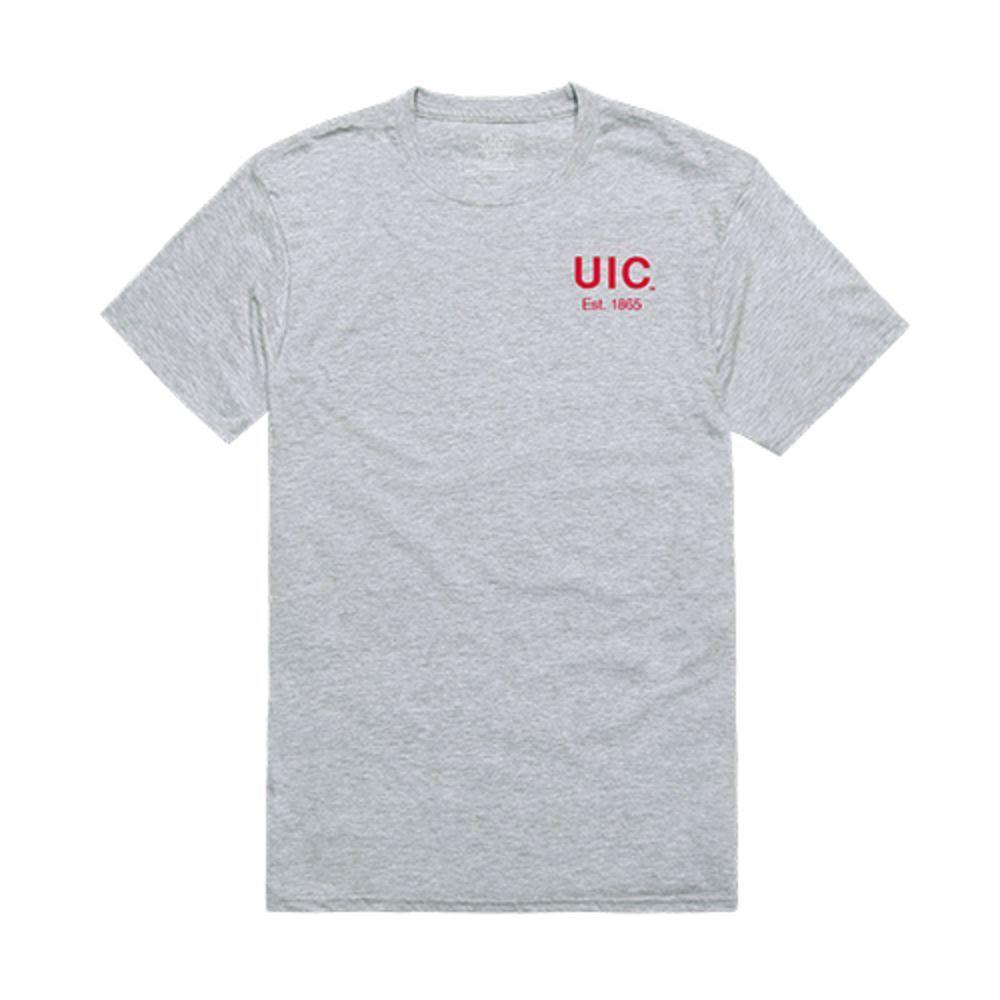 University of Illinois at Chicago Flames NCAA Practice Tee T-Shirt