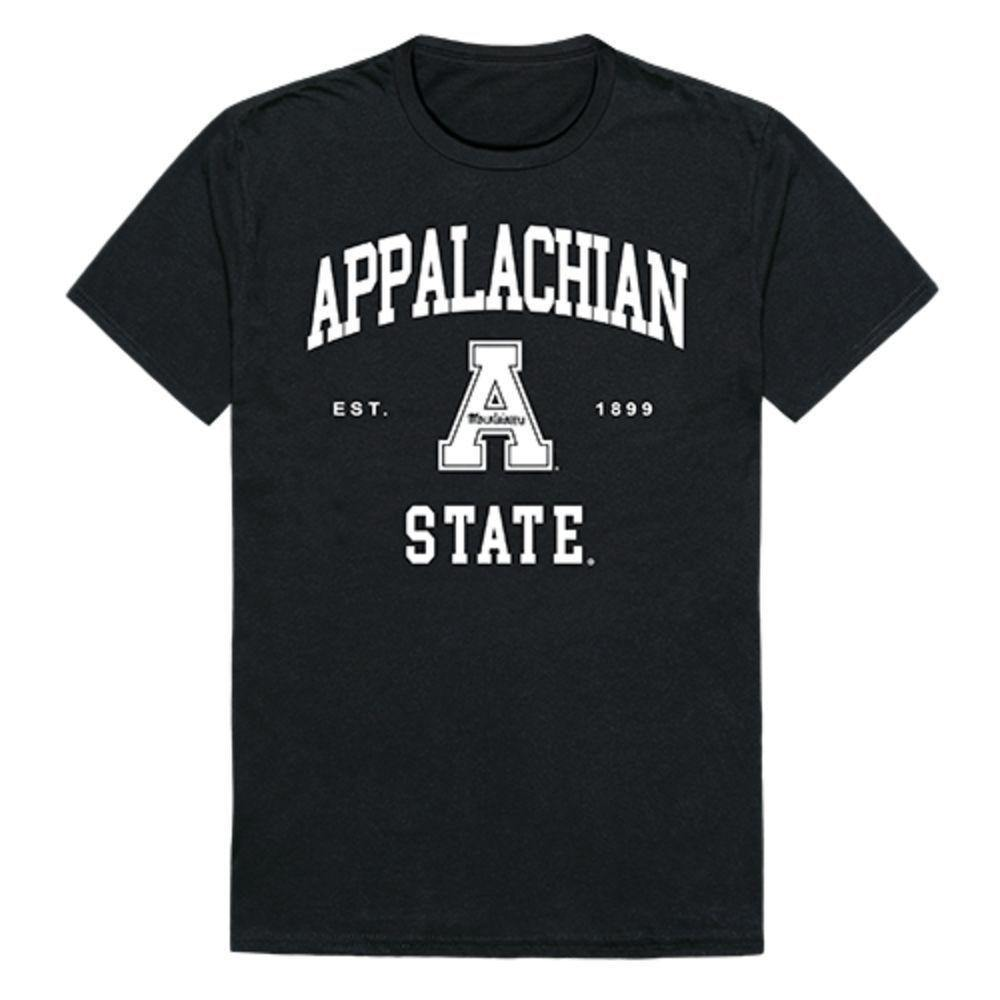 Appalachian State University Mountaineers NCAA Seal Tee T-Shirt