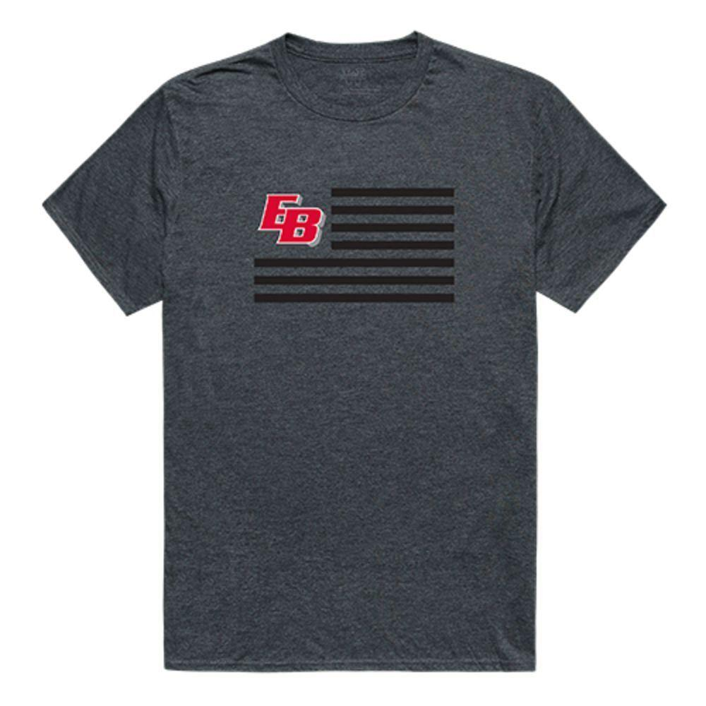 California State University East Bay Pioneers NCAA Flag Tee T-Shirt