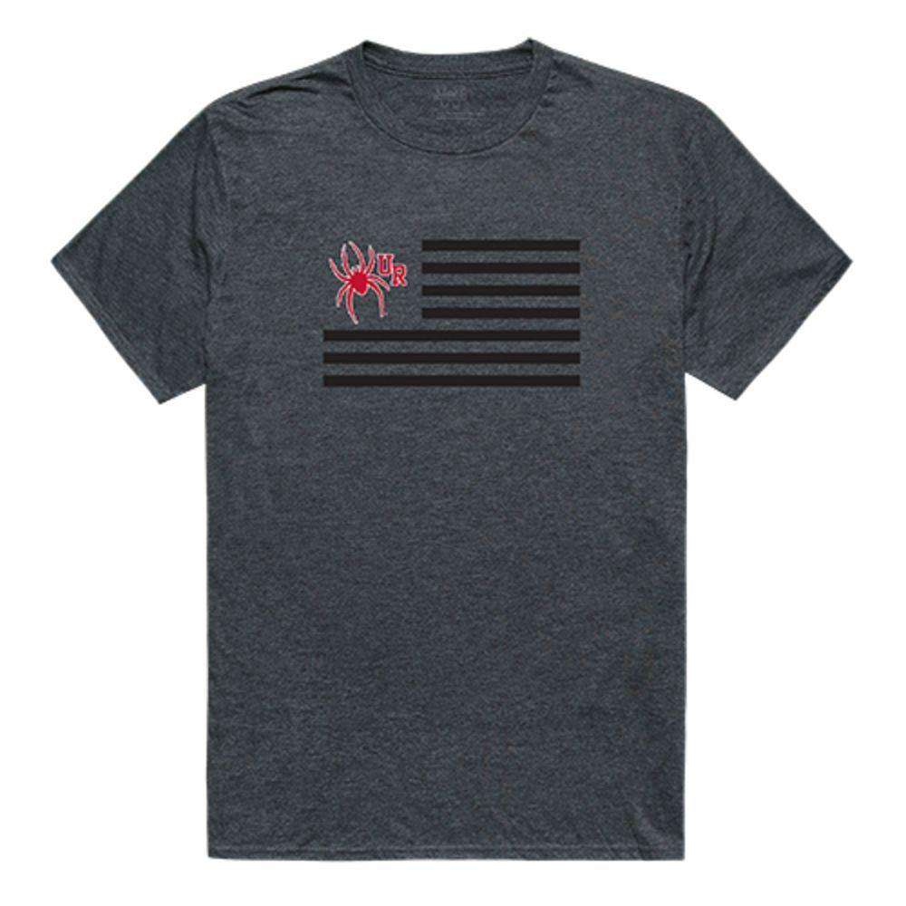 University of Richmond Spiders NCAA Flag Tee T-Shirt