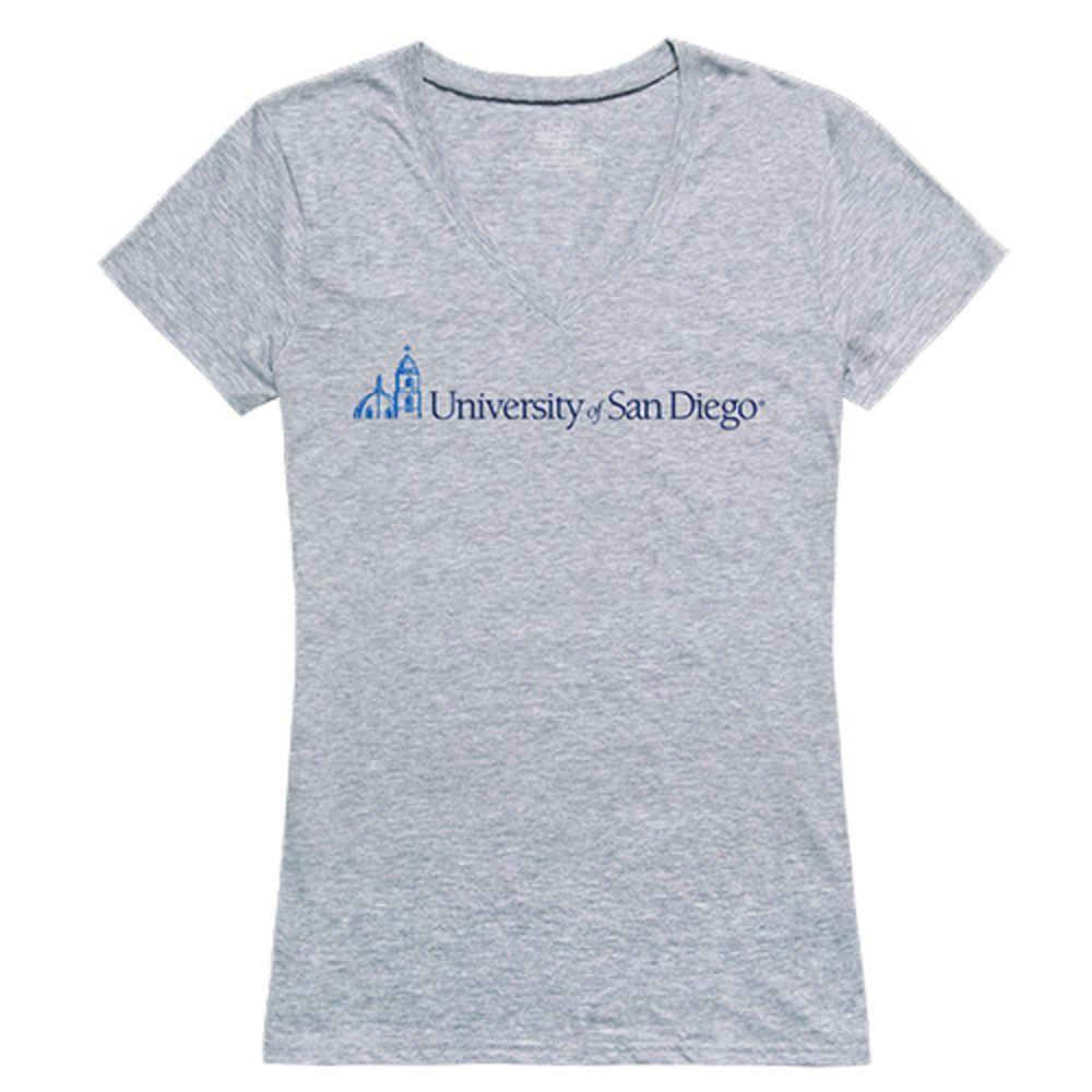 University of San Diego Toreros NCAA Women's Seal Tee T-Shirt