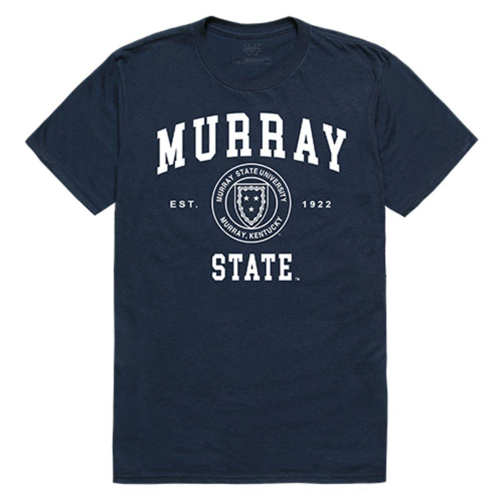 Murray State University Racers NCAA Seal Tee T-Shirt