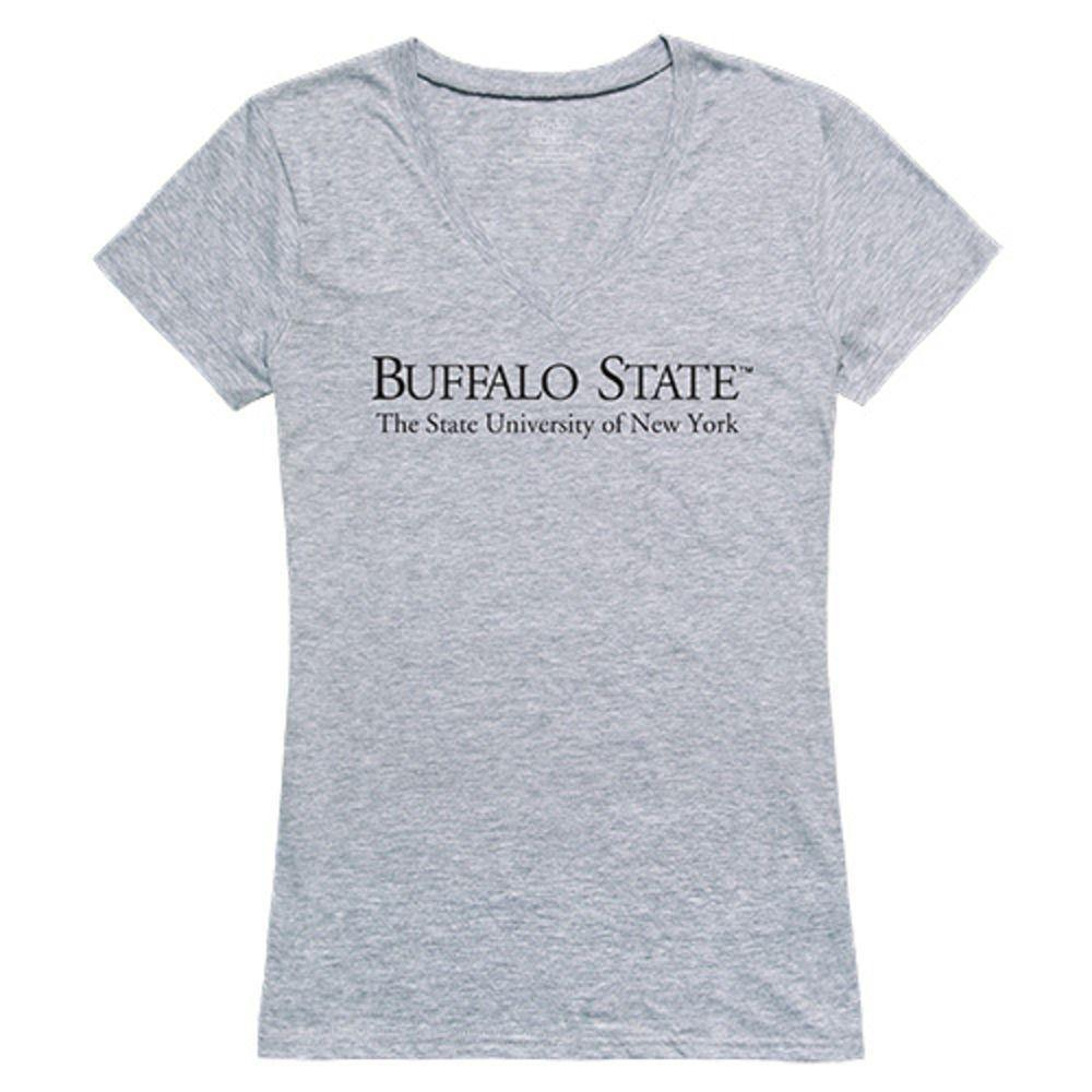 Buffalo State College Bengals NCAA Women's Seal Tee T-Shirt