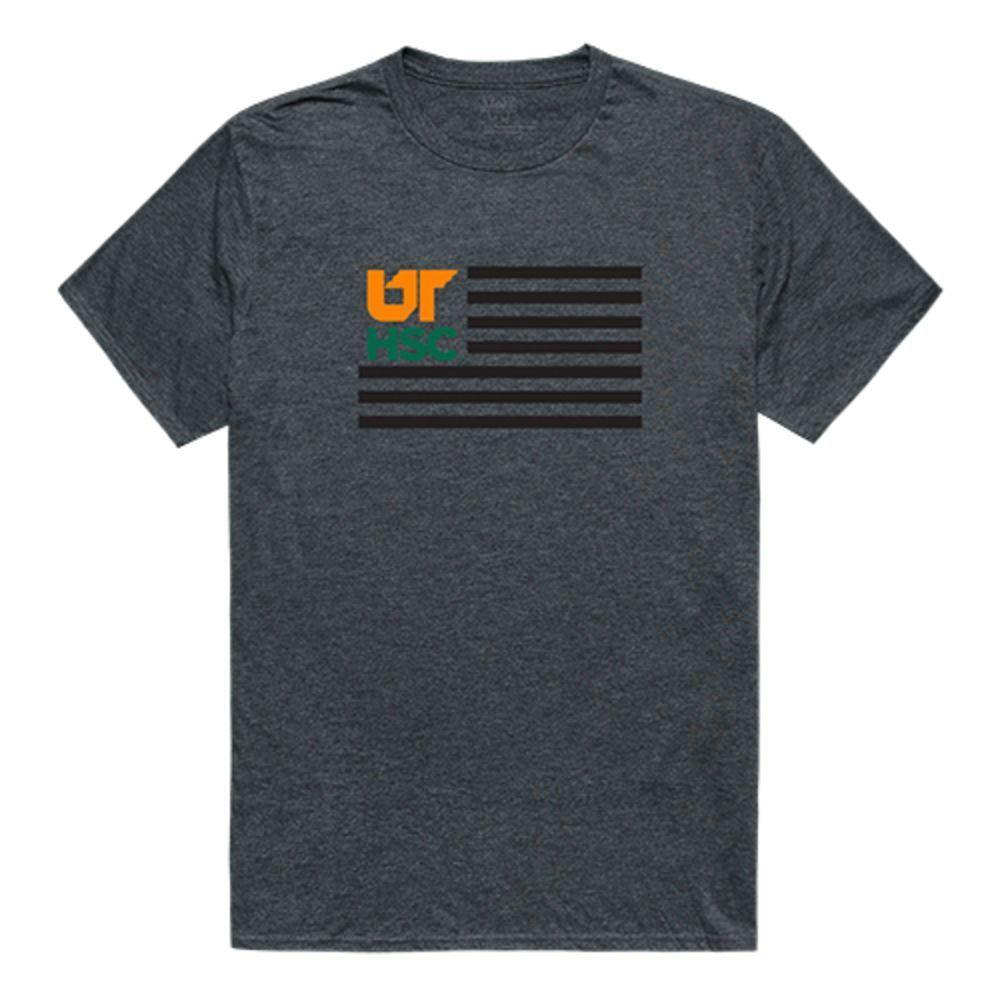 University of Tennessee Health Science Center  NCAA Flag Tee T-Shirt