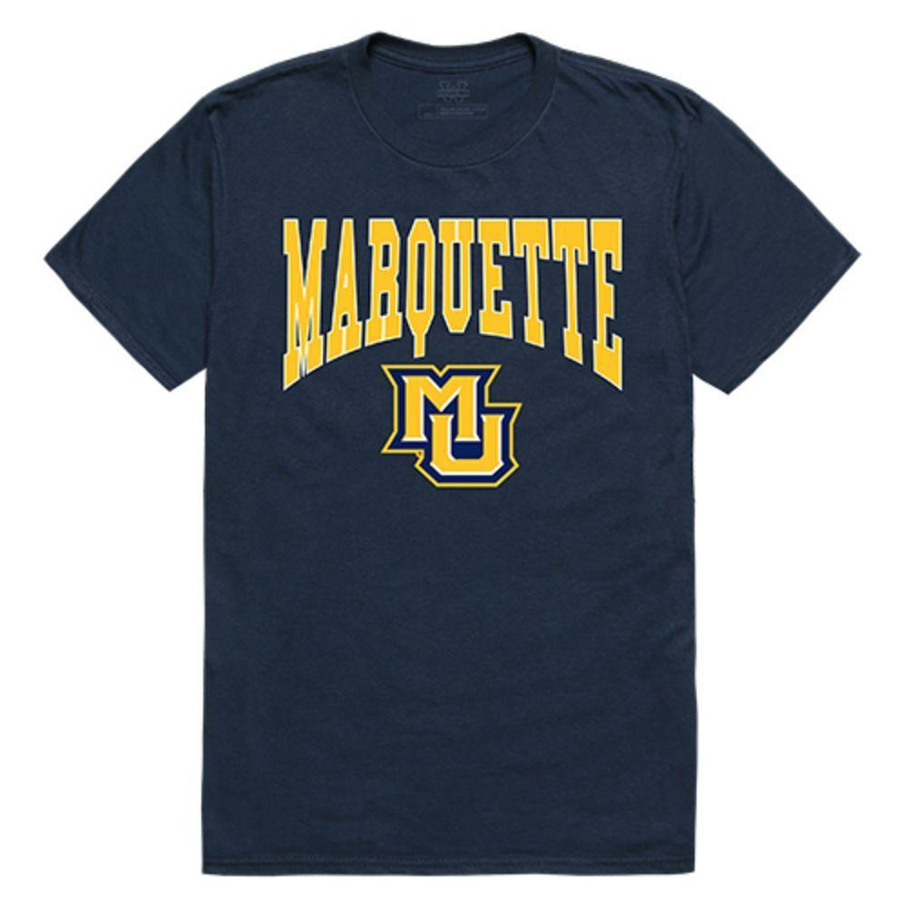 Marquette University Golden Eagles NCAA Athletic Tee T-Shirt