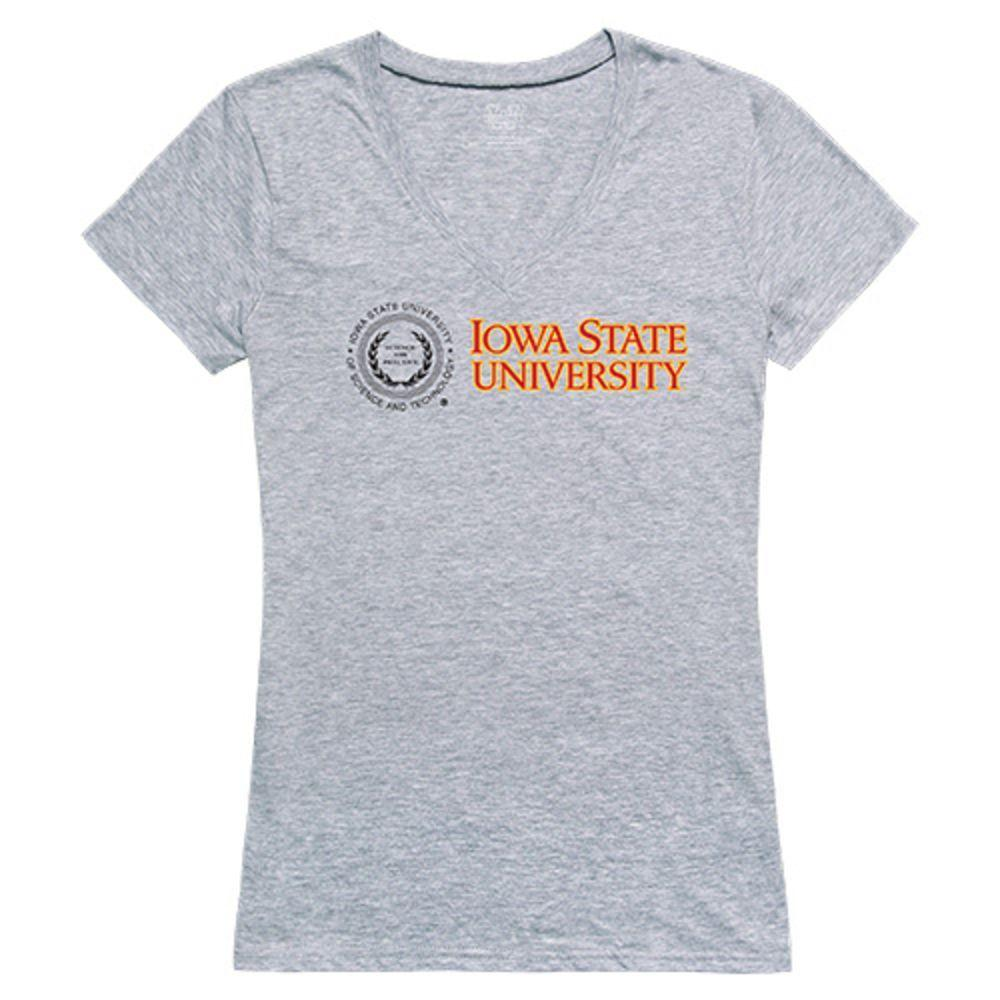 Iowa State University Cyclones NCAA Women's Seal Tee T-Shirt
