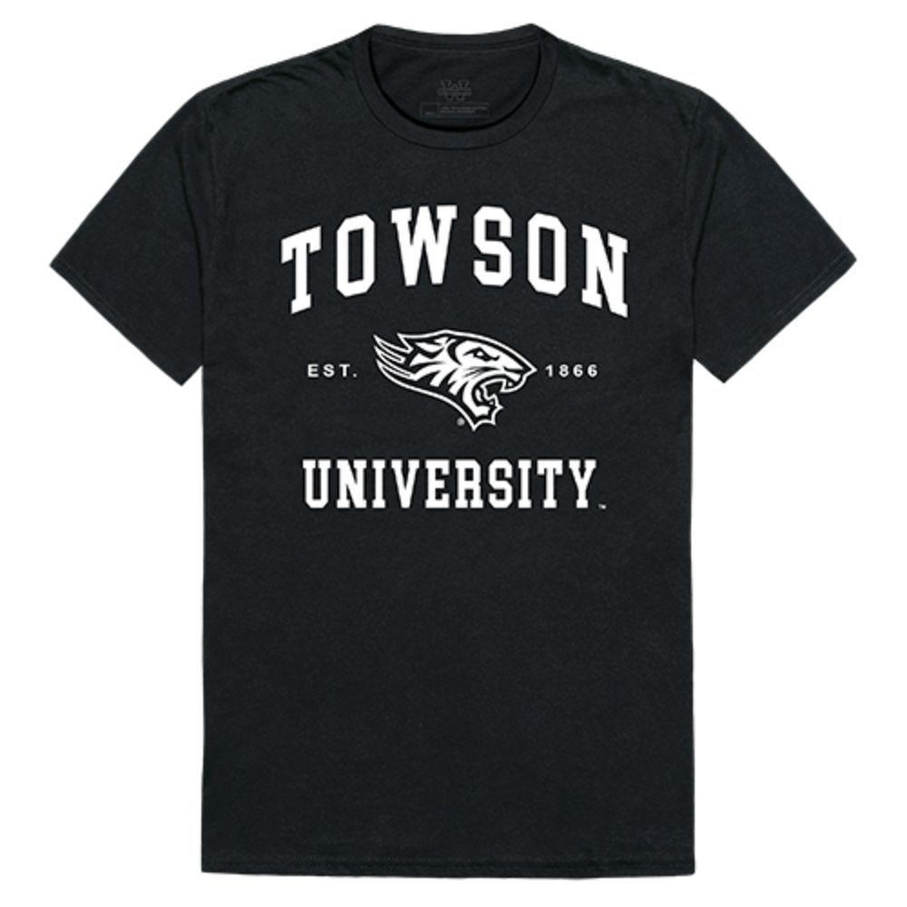 Towson University Tigers NCAA Seal Tee T-Shirt