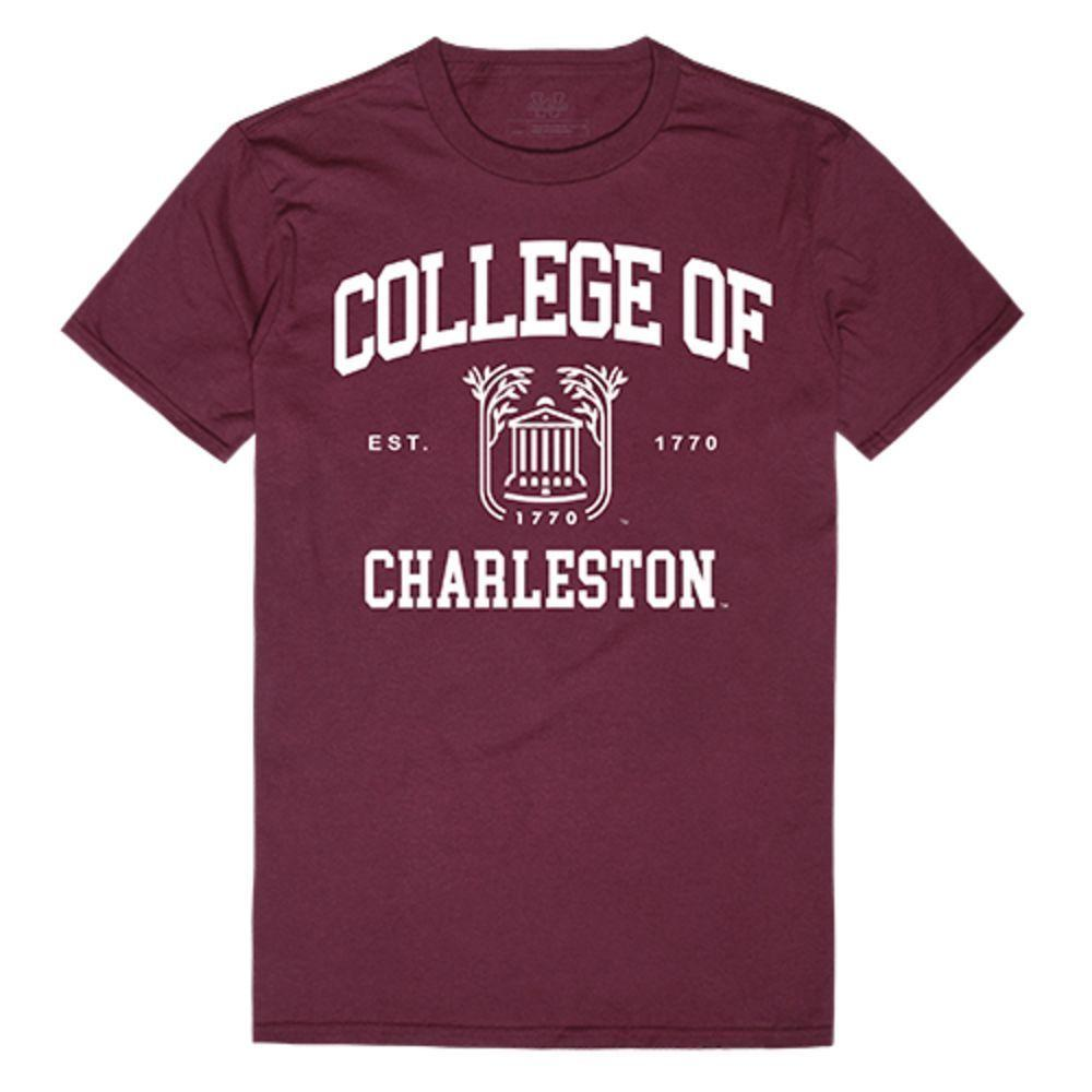 College of Charleston Cougars NCAA Seal Tee T-Shirt