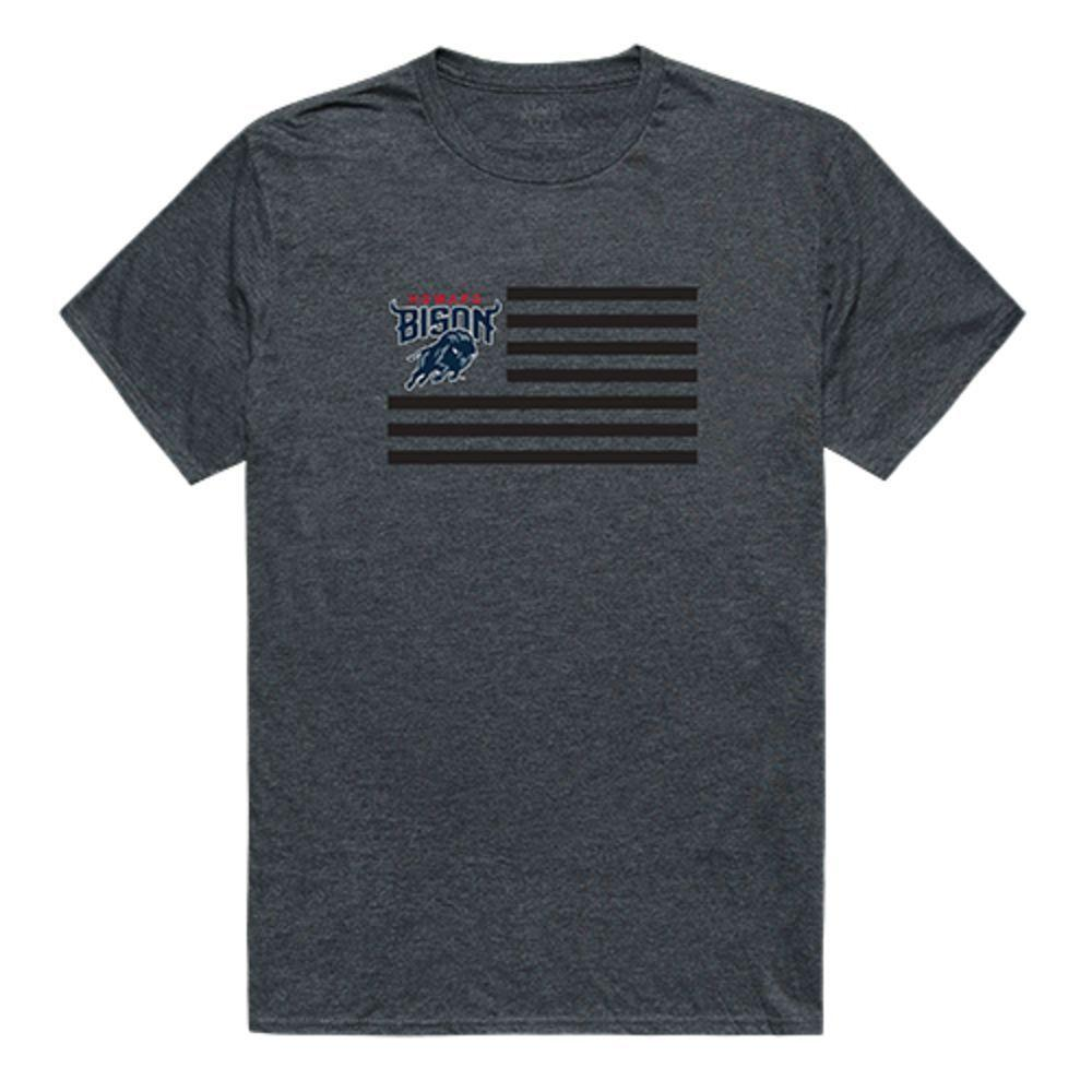 Howard University Bisons NCAA Flag Tee T-Shirt