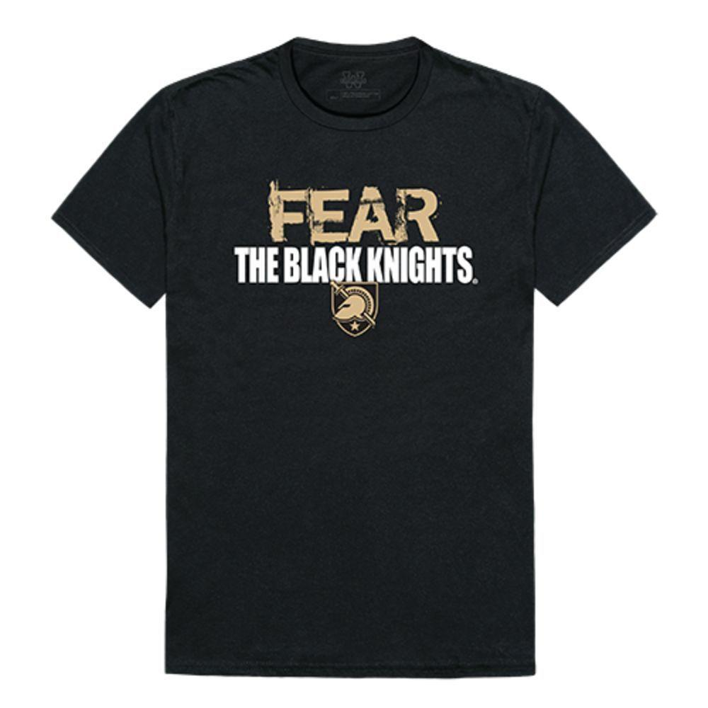 USMA United States Military Academy Army  Nights NCAA Fear Tee T-Shirt