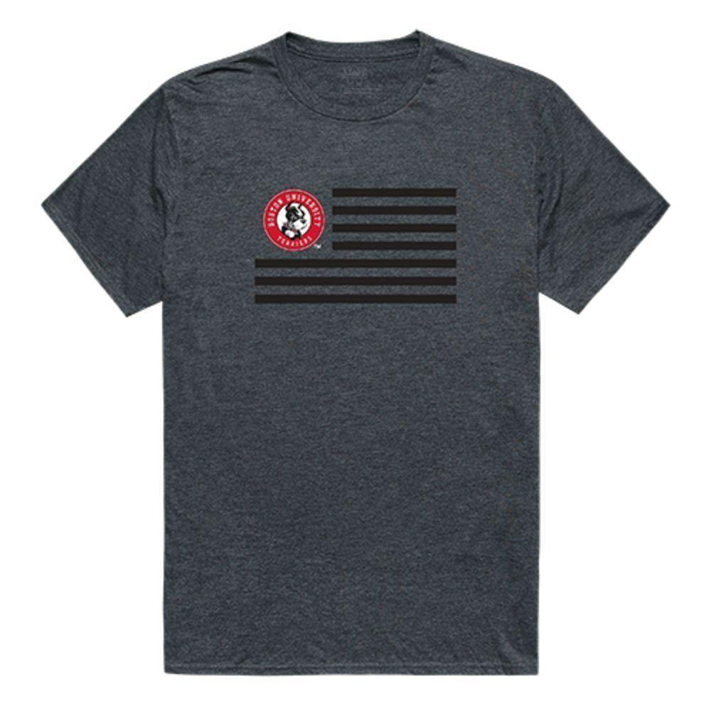 Boston University TerriersÊ NCAA Flag Tee T-Shirt