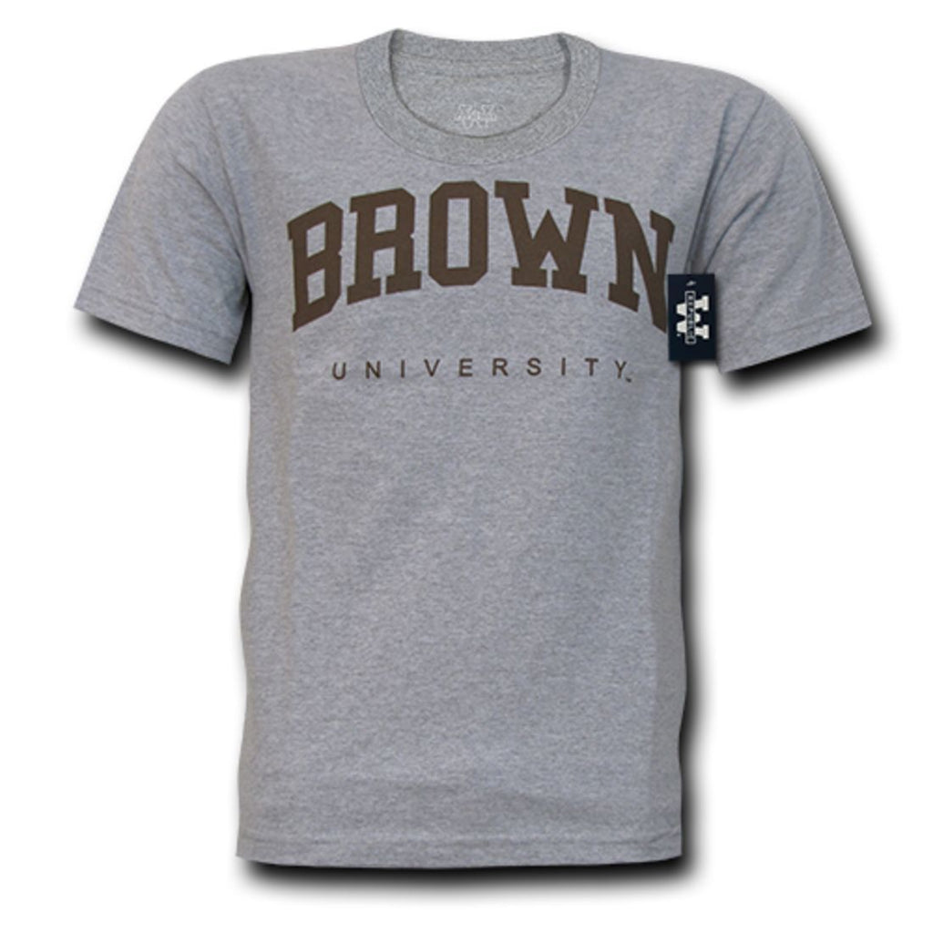 Brown University Game Day T-Shirt Heather Grey