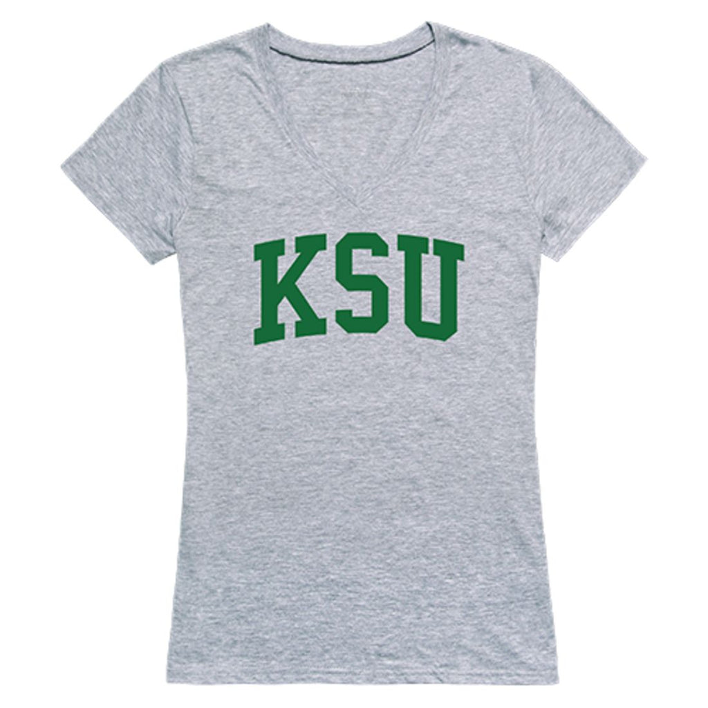 KYSU Kentucky State University Game Day Womens T-Shirt Heather Grey