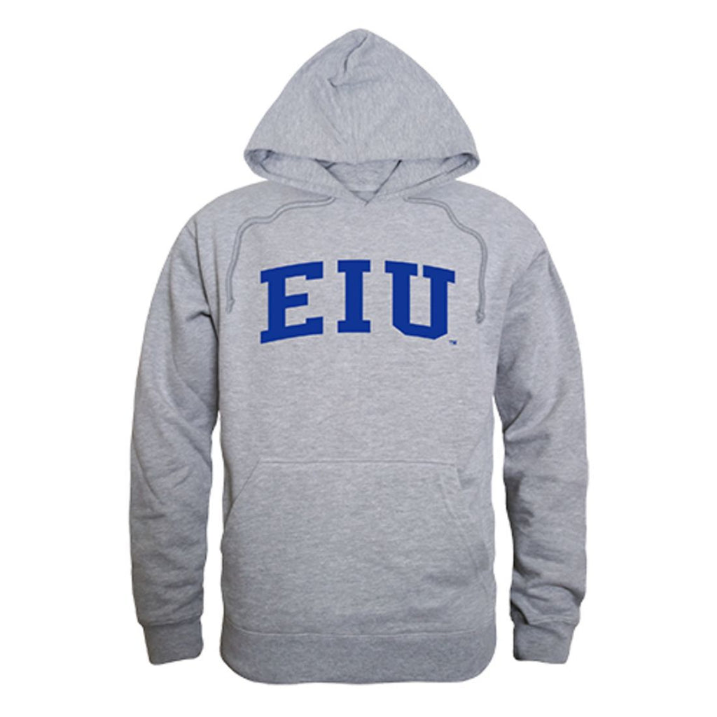 Eastern Illinois University Panthers Game Day Hoodie Sweatshirt Heather Grey