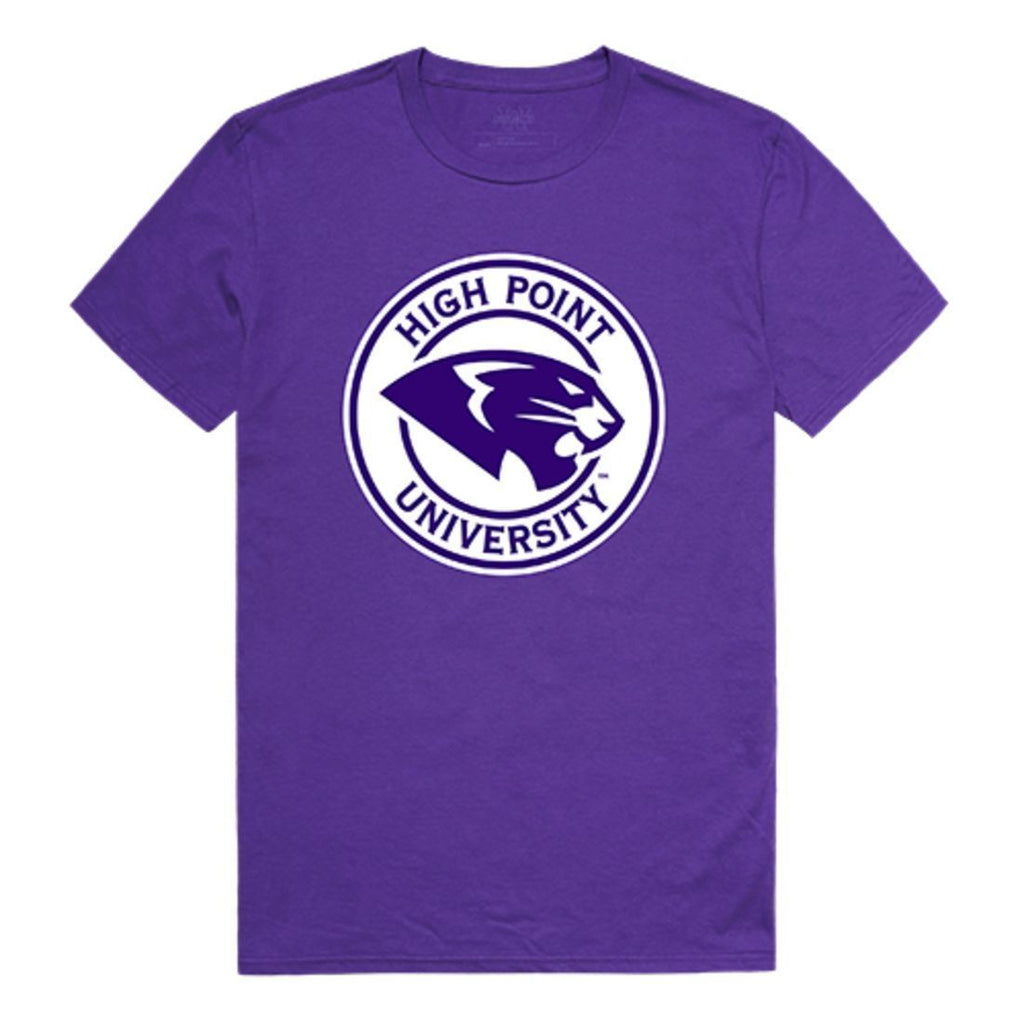 HPU High Point University Panthers Freshman Tee T-Shirt Purple