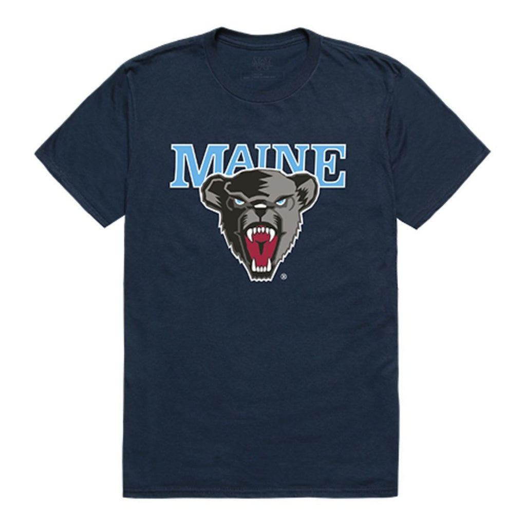 UMaine University of Maine Black Bears Freshman Tee T-Shirt Navy