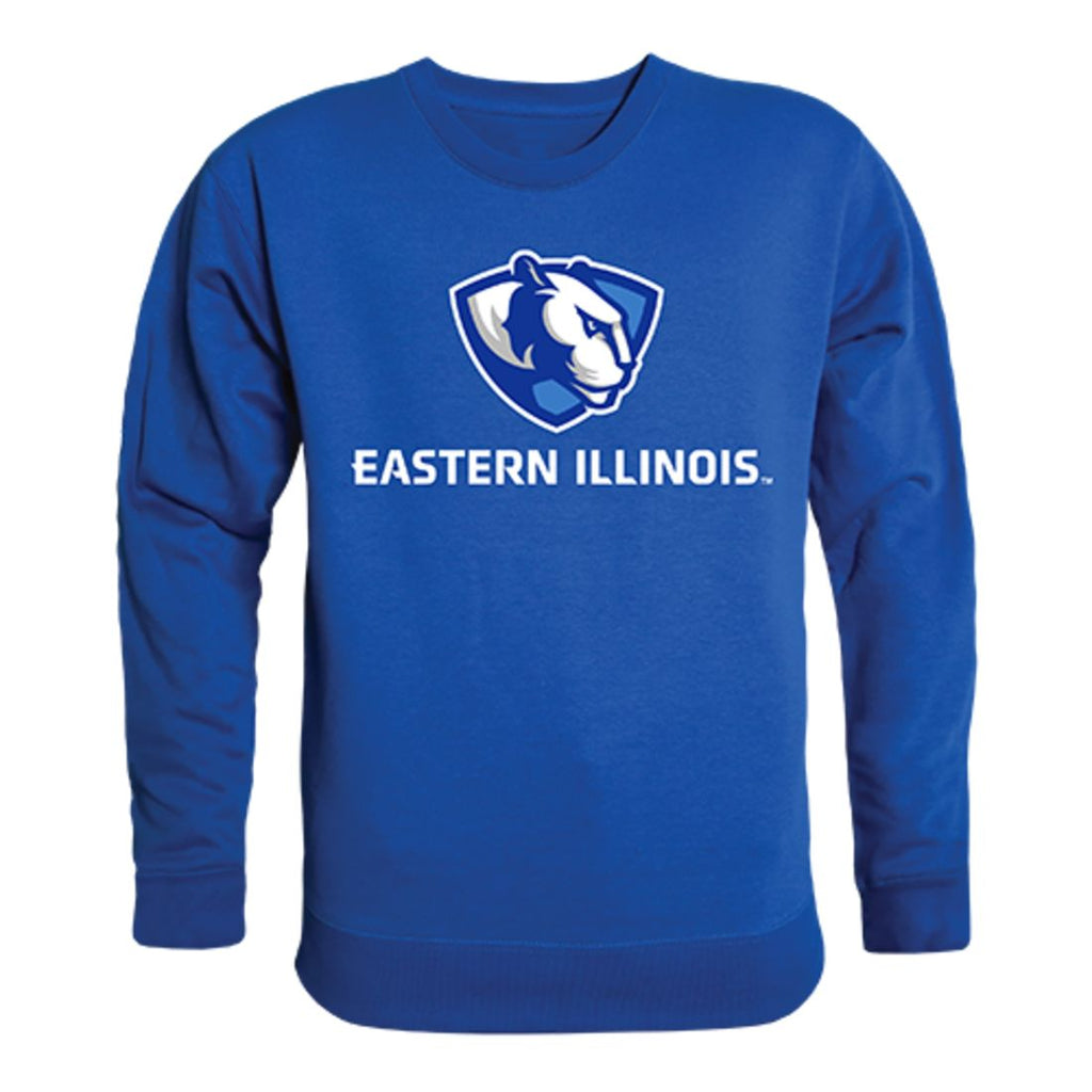 Eastern Illinois University Panthers Crewneck Pullover Sweatshirt Sweater Royal