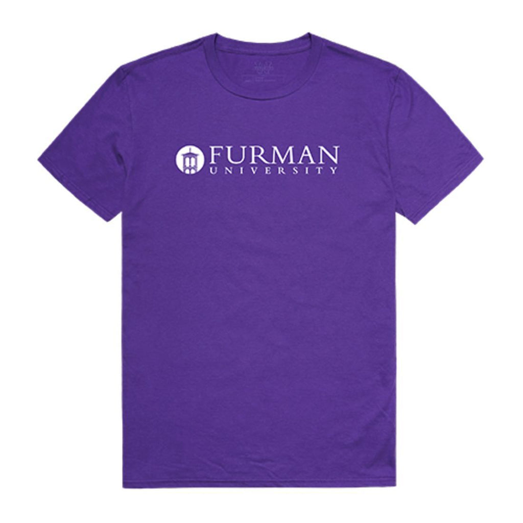 Furman University Paladins Institutional T-Shirt Purple