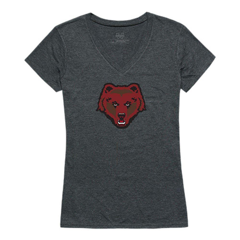 Brown University Bears NCAA Women's Cinder Tee T-Shirt