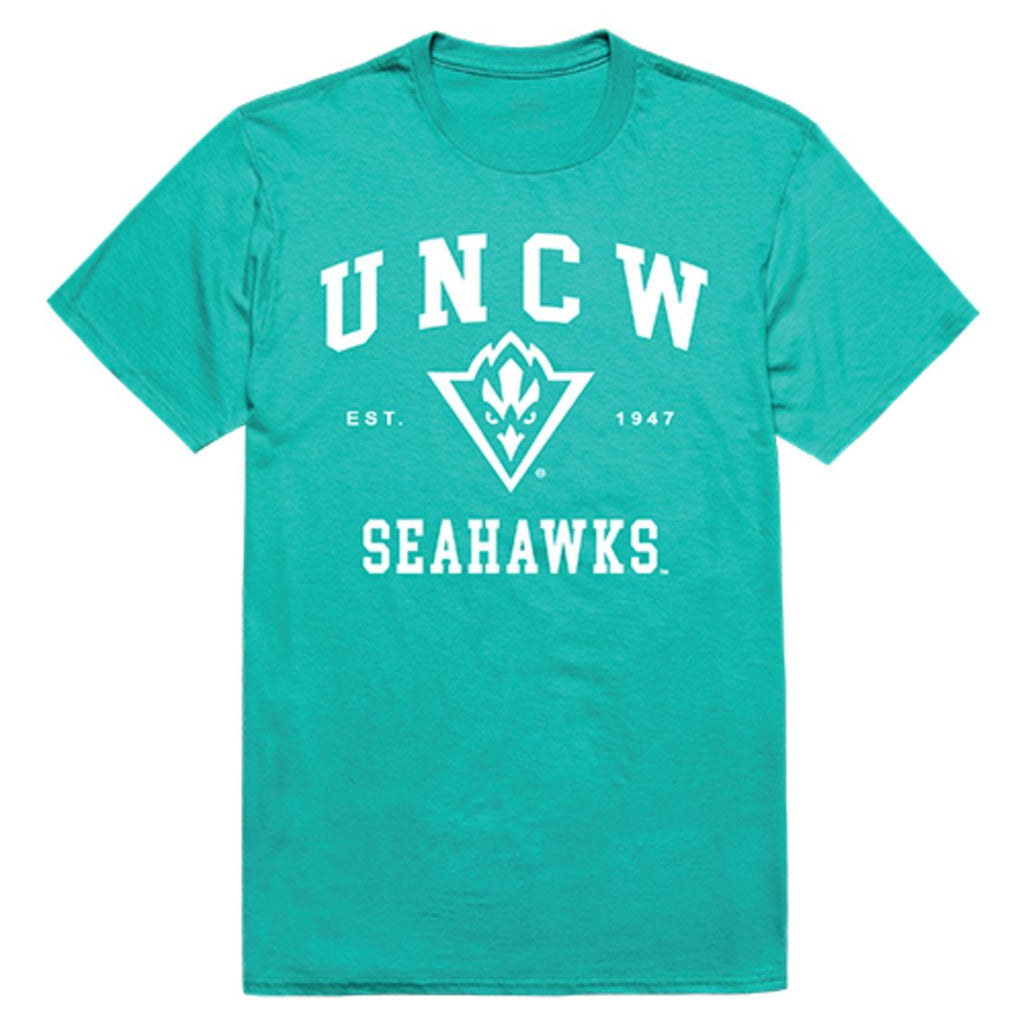 UNCW University of North Carolina at Wilmington Seahawks Seal T-Shirt Teal