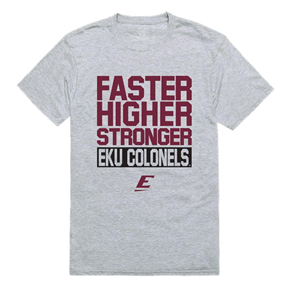 Eastern Kentucky University Colonels NCAA Workout Tee T-Shirt
