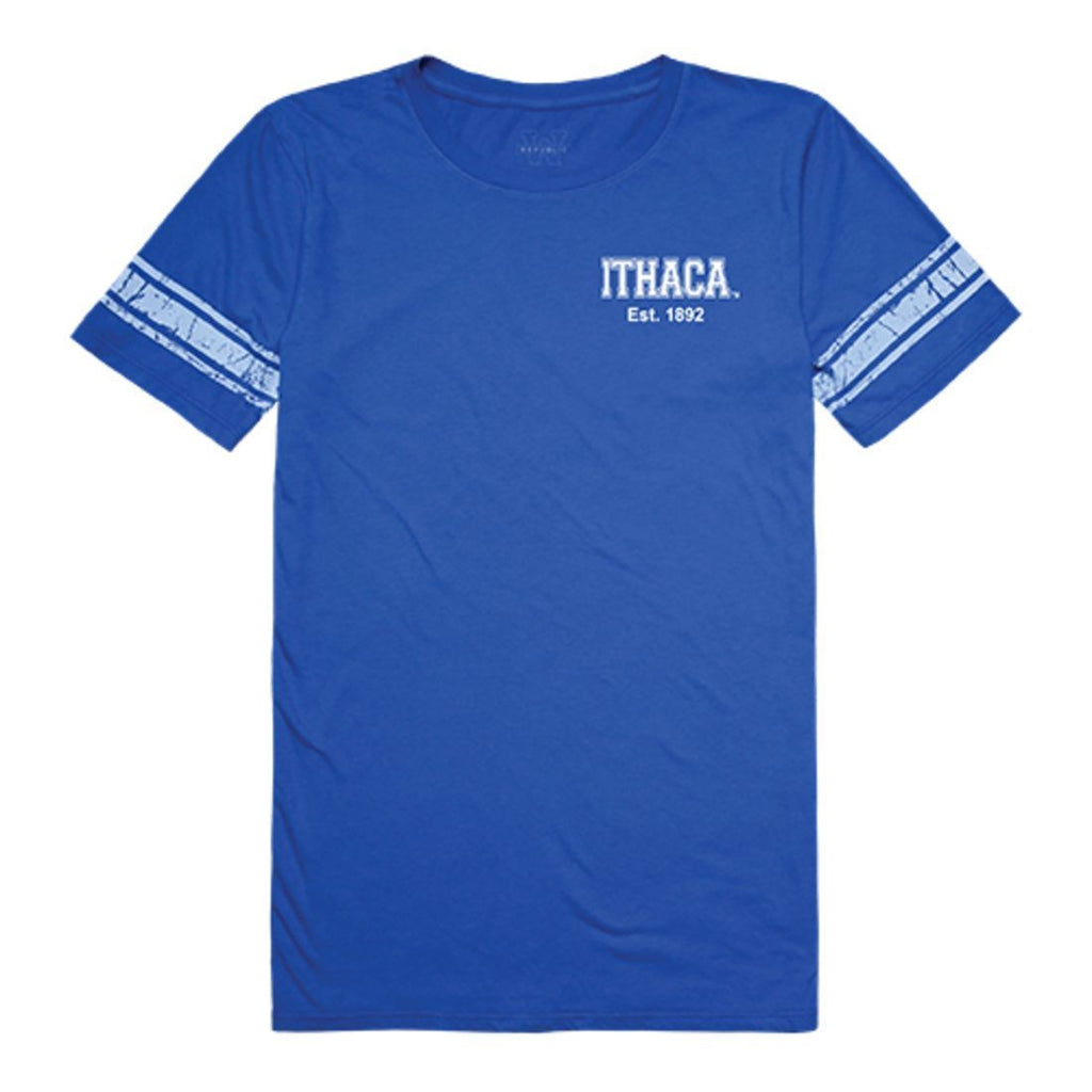 Ithaca College Bombers Womens Practice T-Shirt Royal