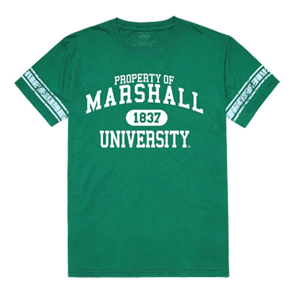 Marshall University Thundering Herd Property T-Shirt Kelly