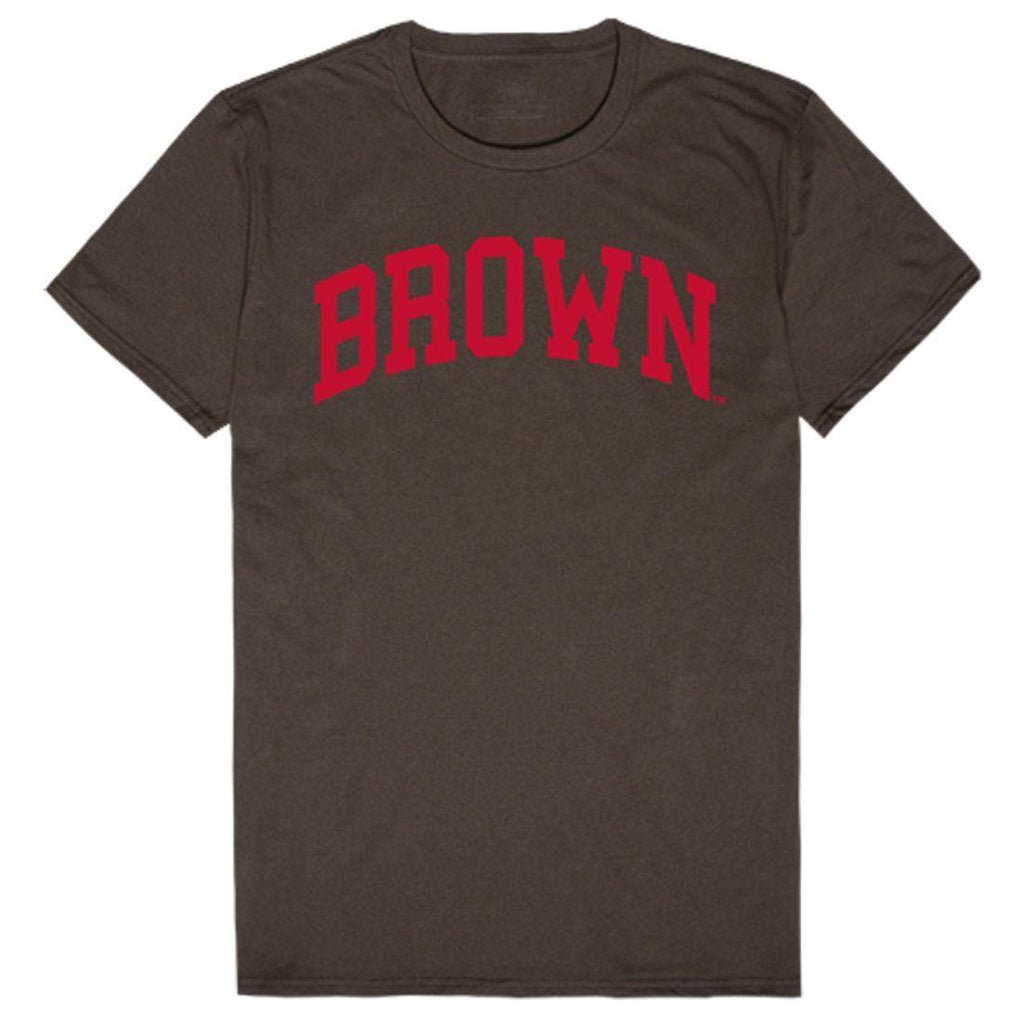 Brown University Bears College T-Shirt Brown