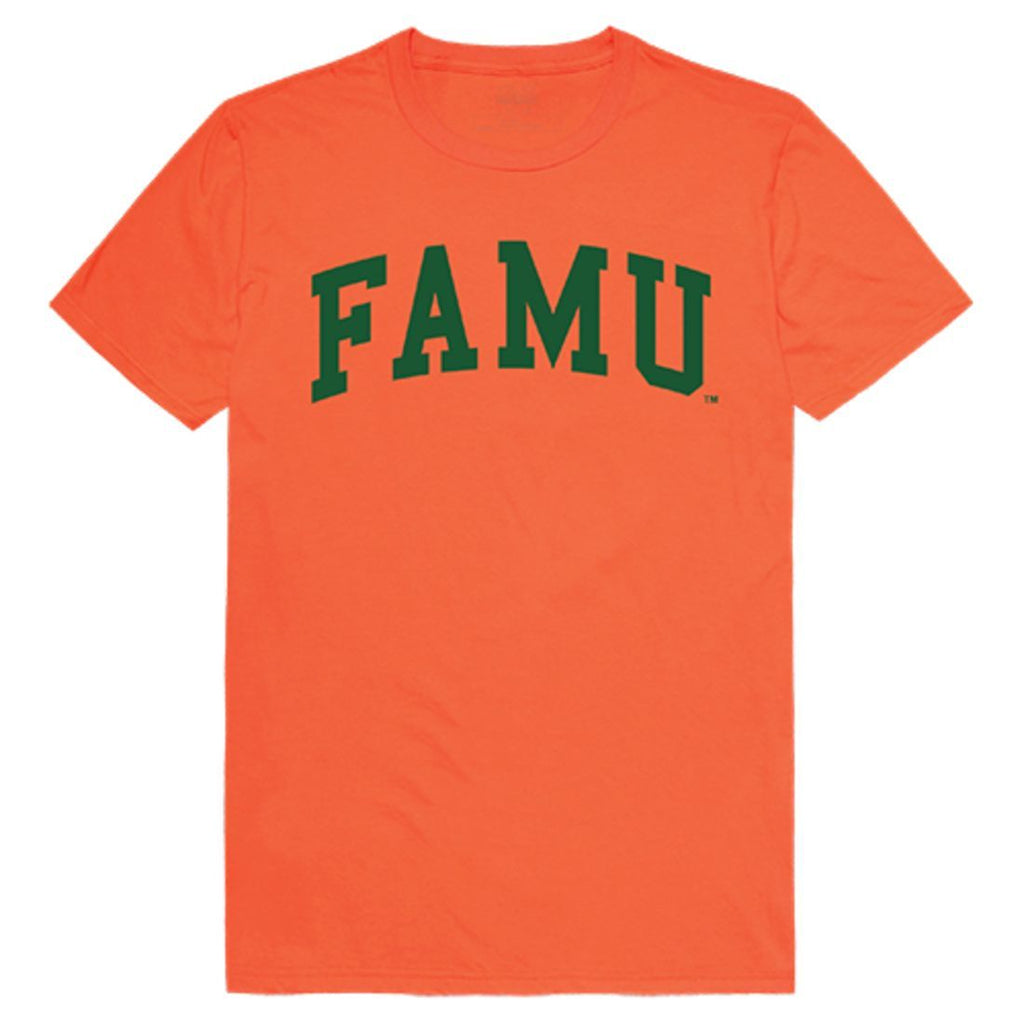 FAMU Florida A&M University Rattlers College T-Shirt Orange
