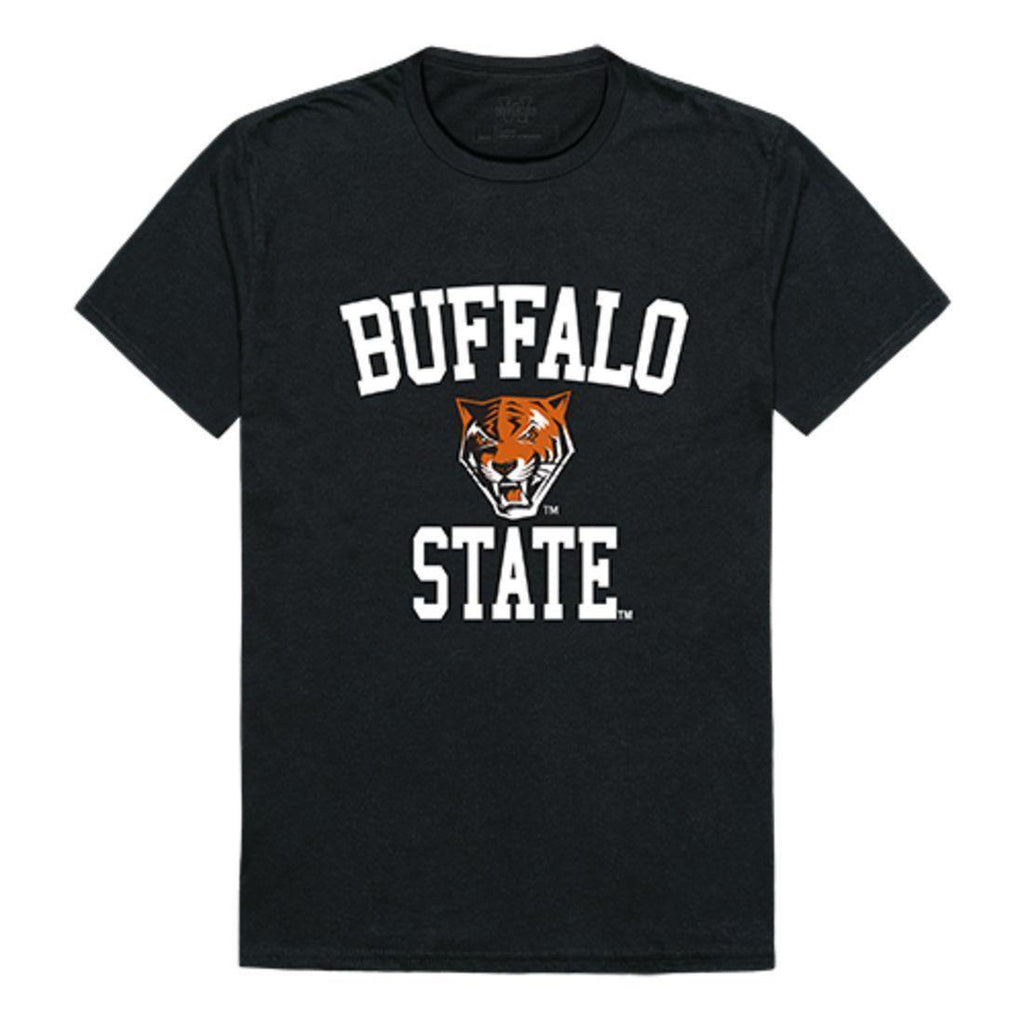 Buffalo State College Bengals Arch T-Shirt Black