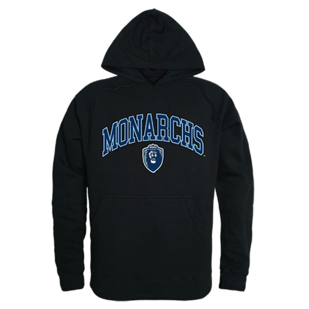 Old Dominion University Monarchs Campus Hoodie Sweatshirt Black
