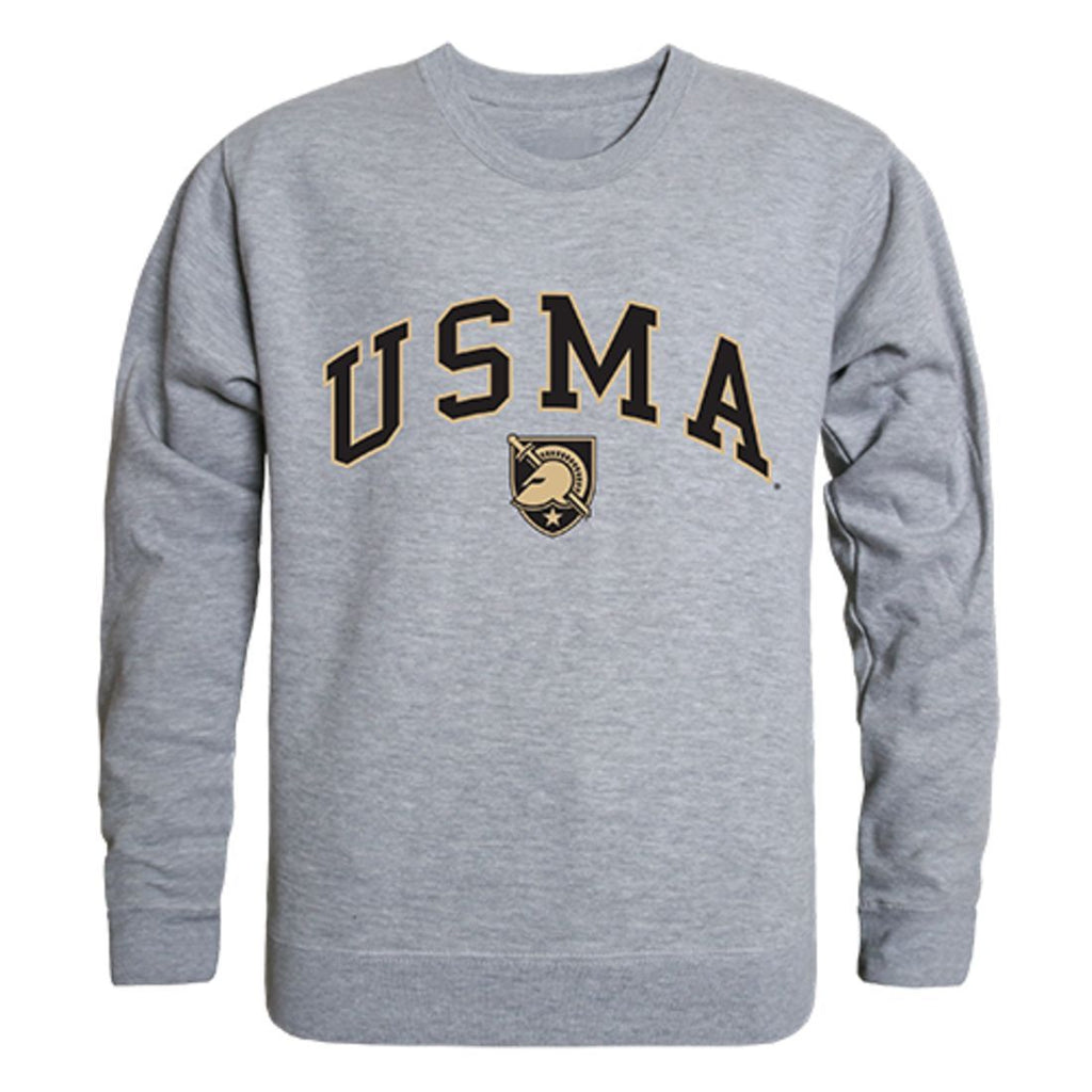 USMA United States Military Academy West Point Army Campus Crewneck Pullover Sweatshirt Sweater Heather Grey